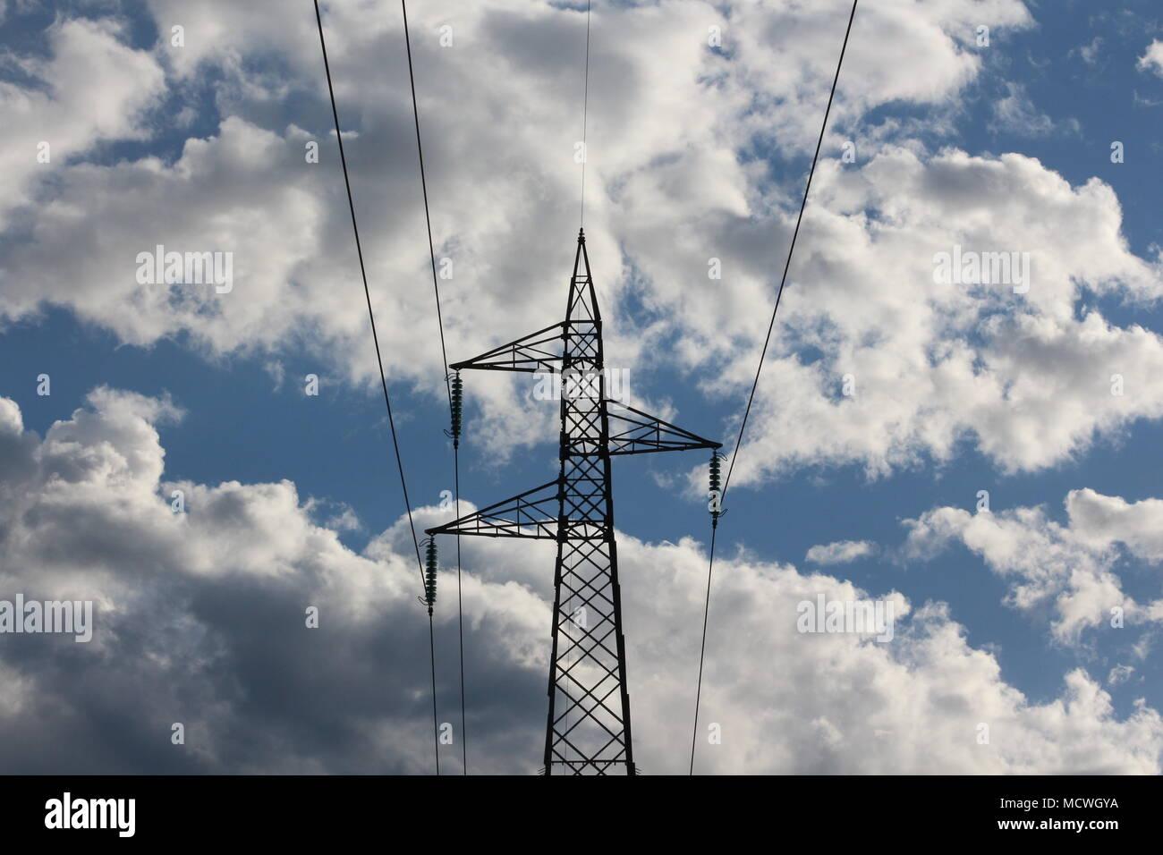 Electric Line Stockfotos & Electric Line Bilder - Alamy