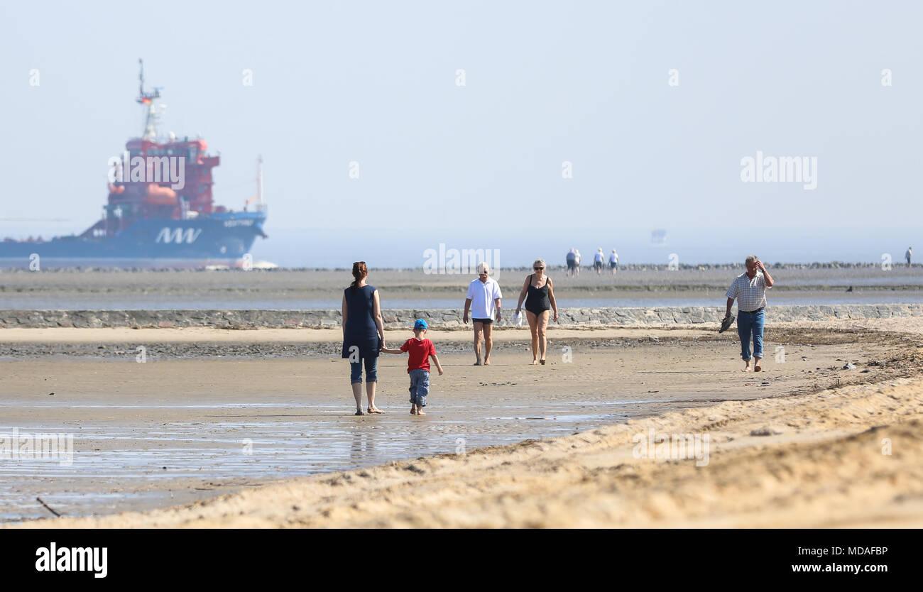 Wetter Cuxhaven Duhnen