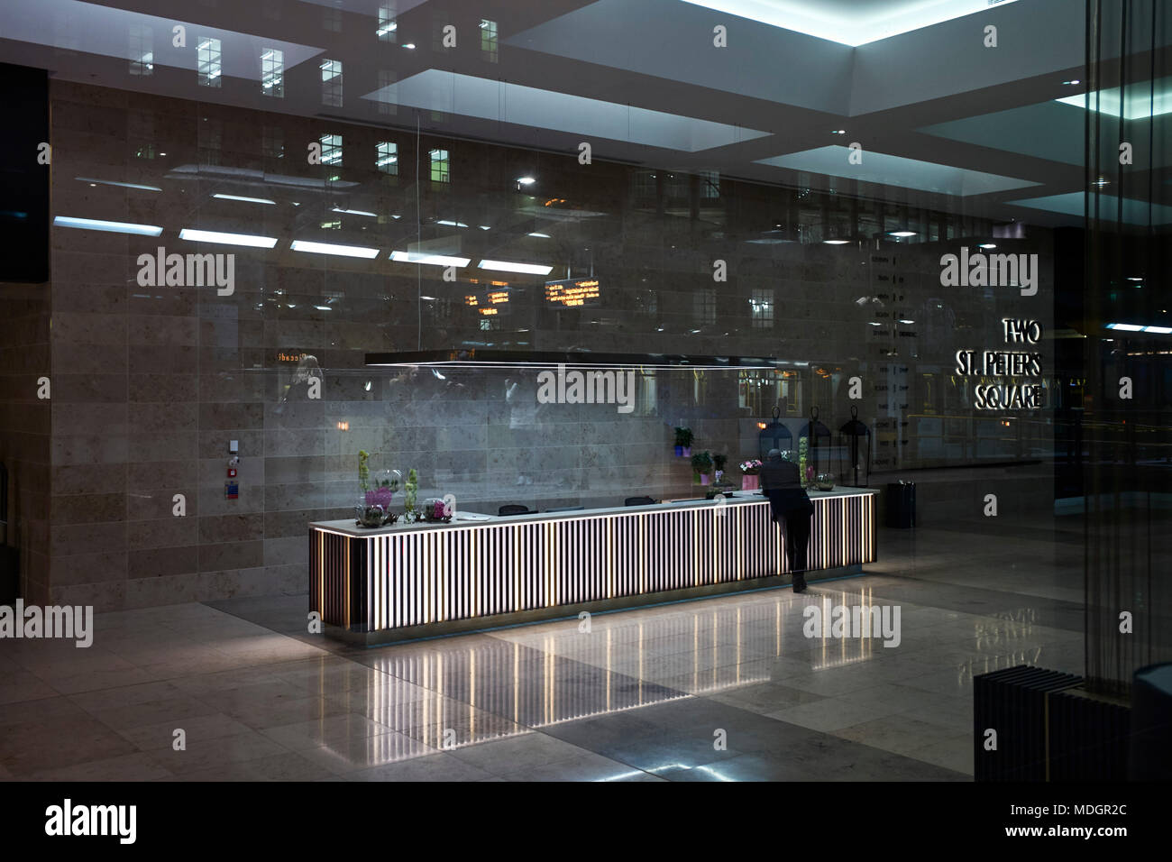 Night Reception Stockfotos & Night Reception Bilder - Alamy
