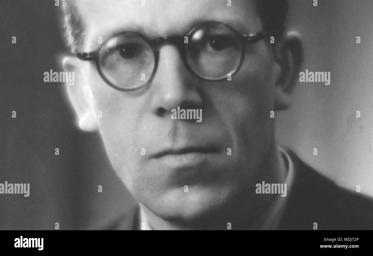 HANS ASPERGER (1906-1980) Österreichische Kinderarzt Stockfoto