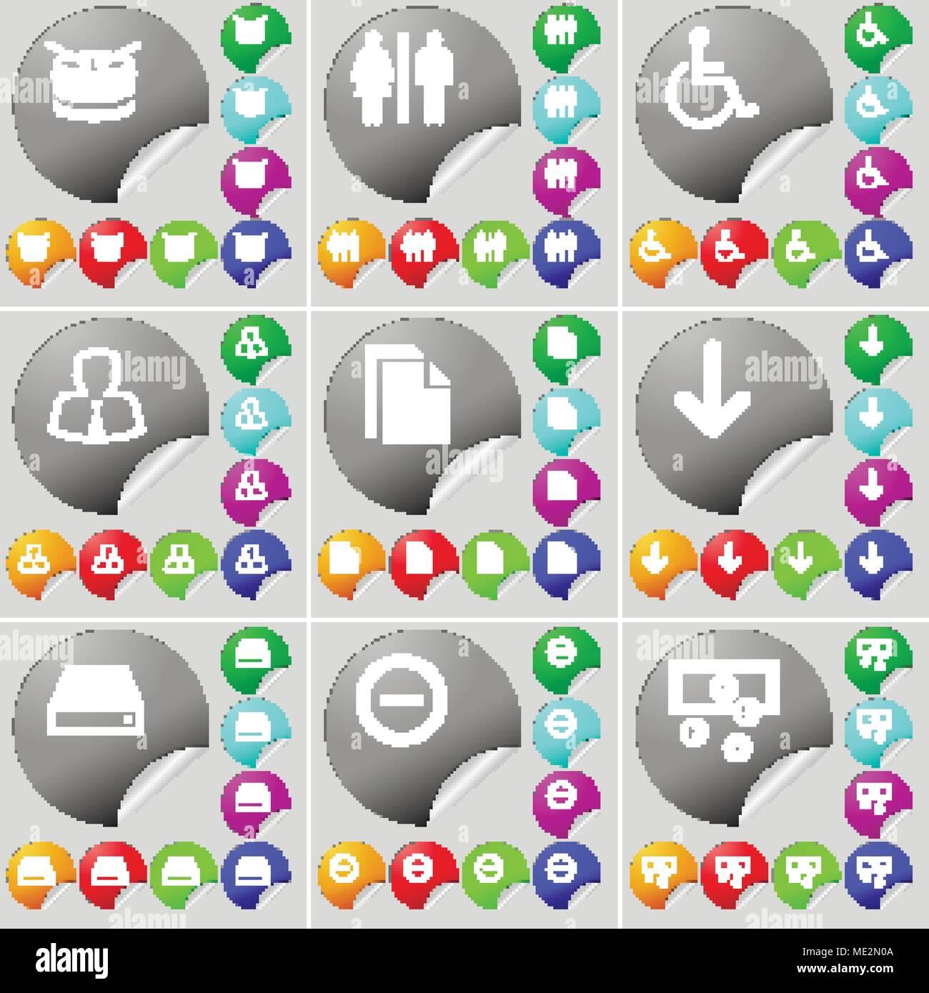 Drum Wc Behinderten Menschen Avatar Pdf Pfeil Nach