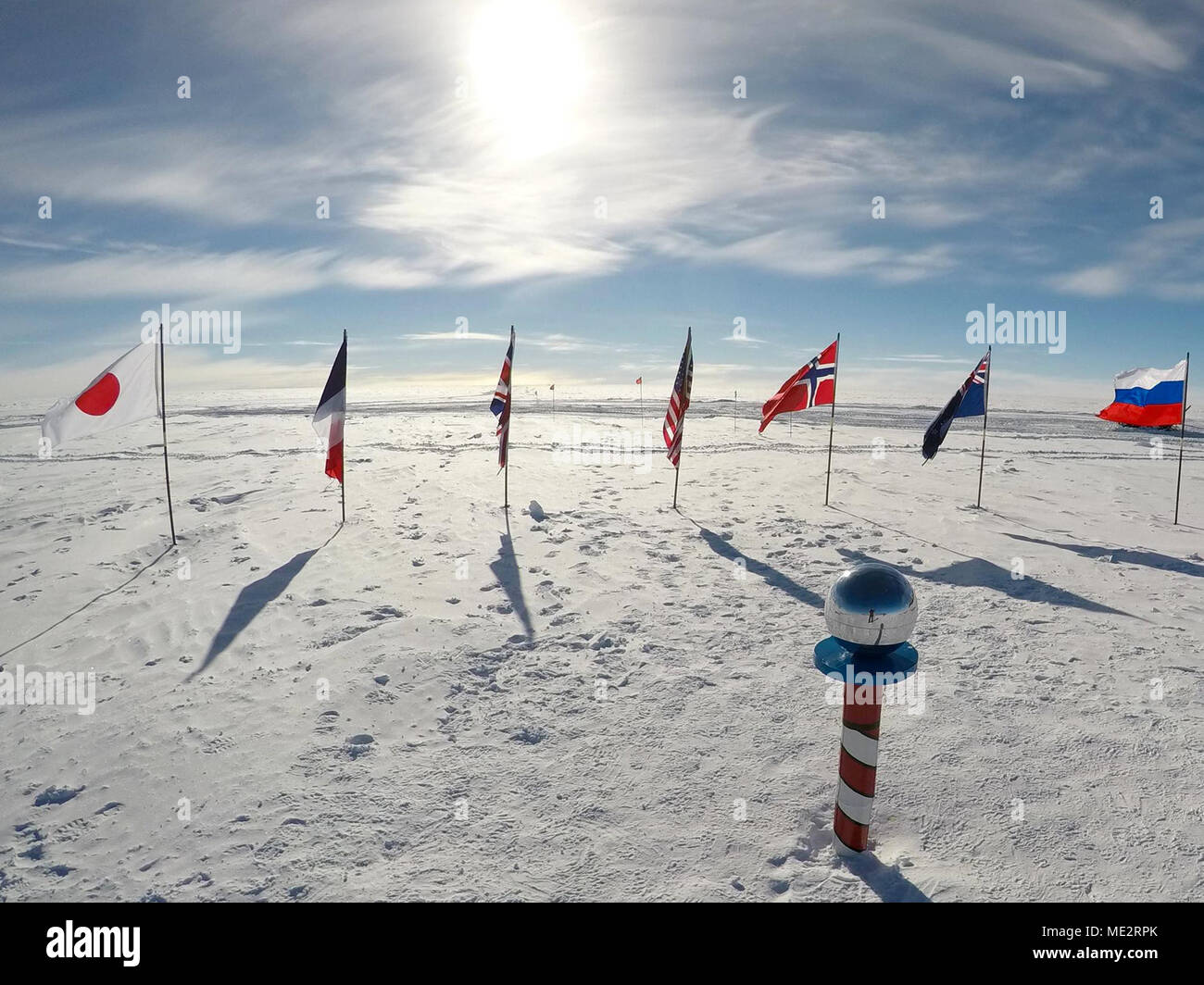 Magnetic South Pole Stockfotos & Magnetic South Pole Bilder - Alamy