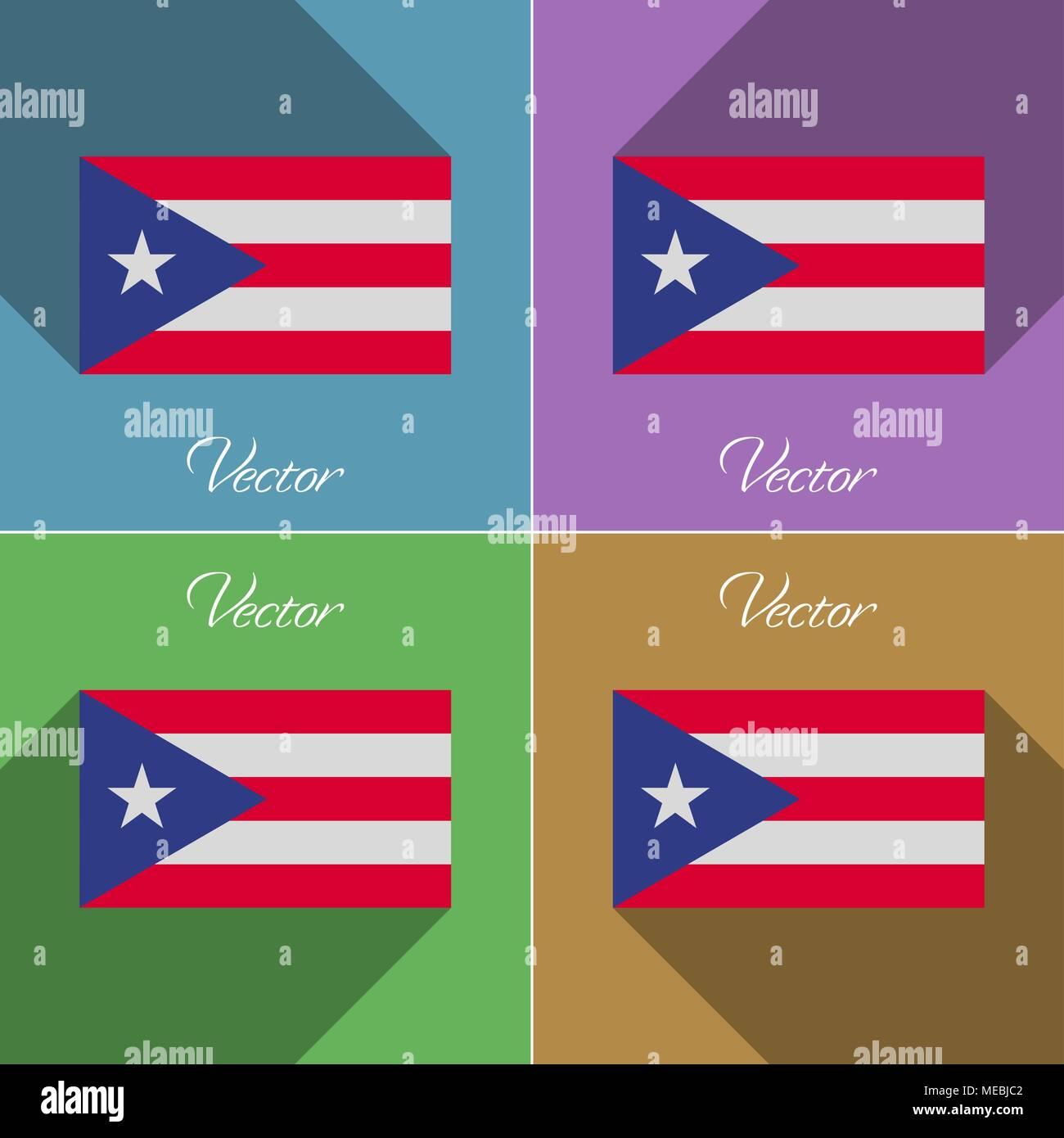Gemütlich Puerto Rico Flagge Färbung Seite Zeitgenössisch - Beispiel ...