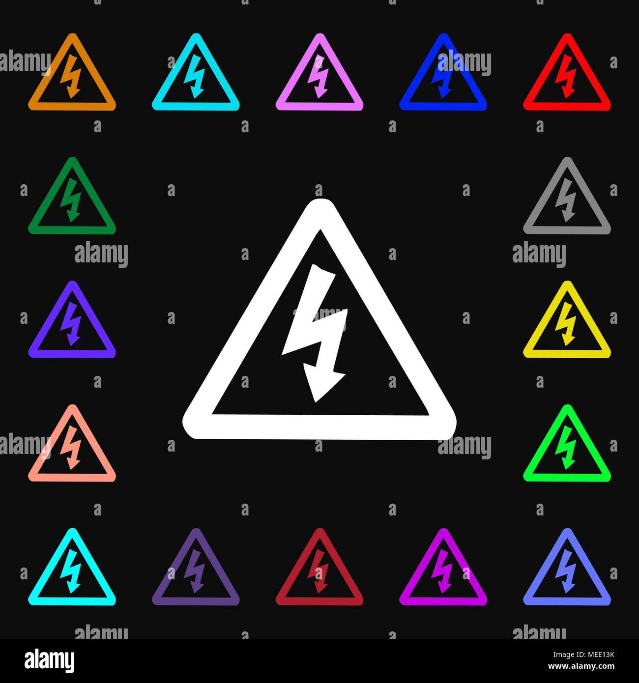 Caution Sign Acid Stockfotos & Caution Sign Acid Bilder - Alamy