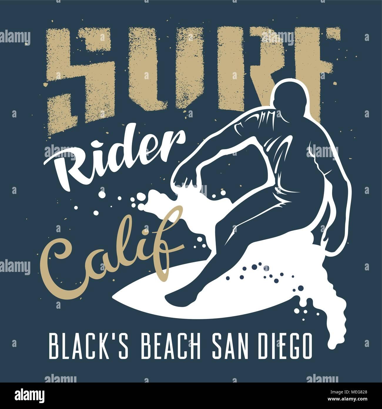 Der schwarze San Diego