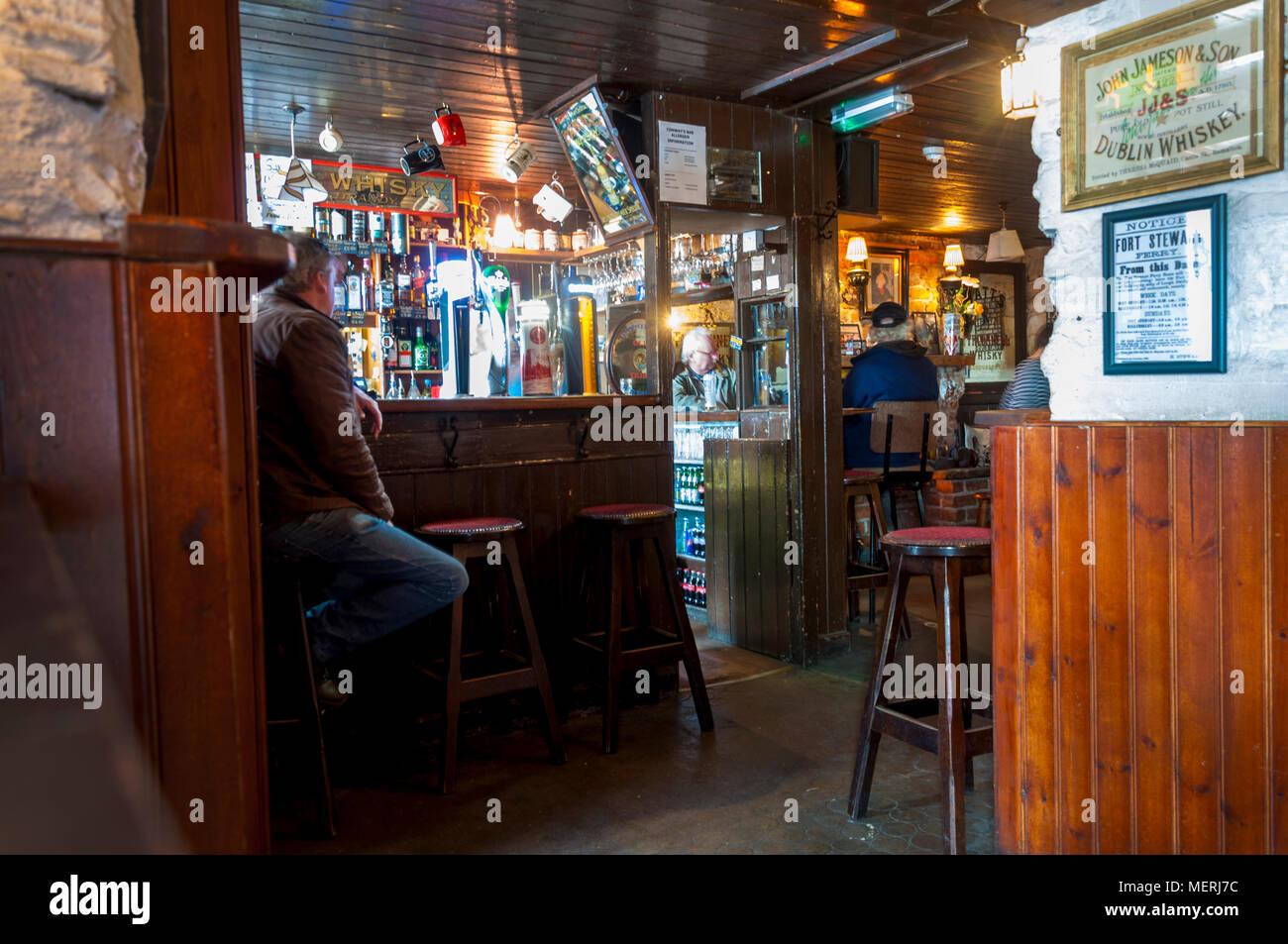 Ireland Bar Interior Stockfotos & Ireland Bar Interior Bilder - Alamy
