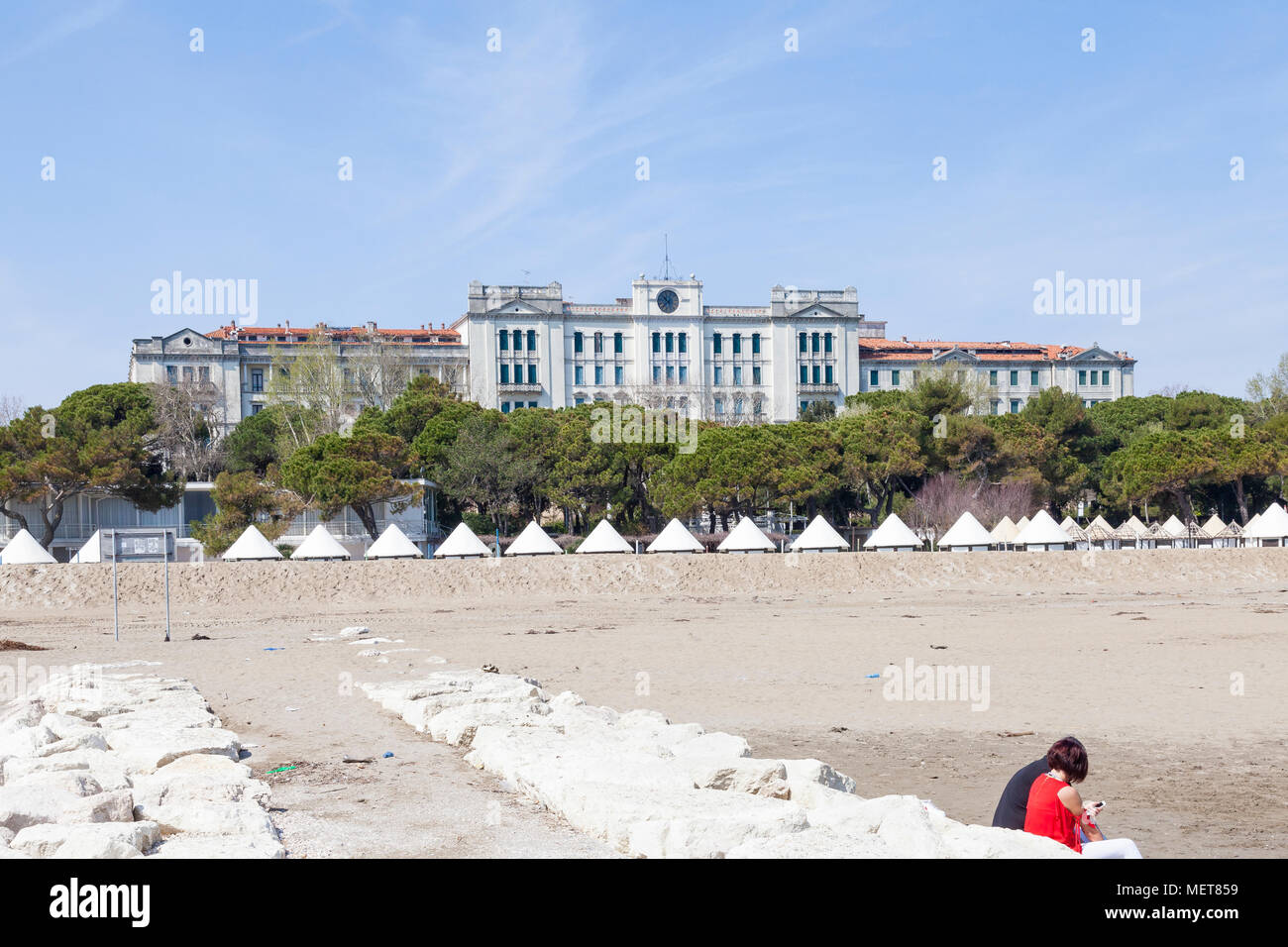Hotel Des Bains Lido Di Venezia