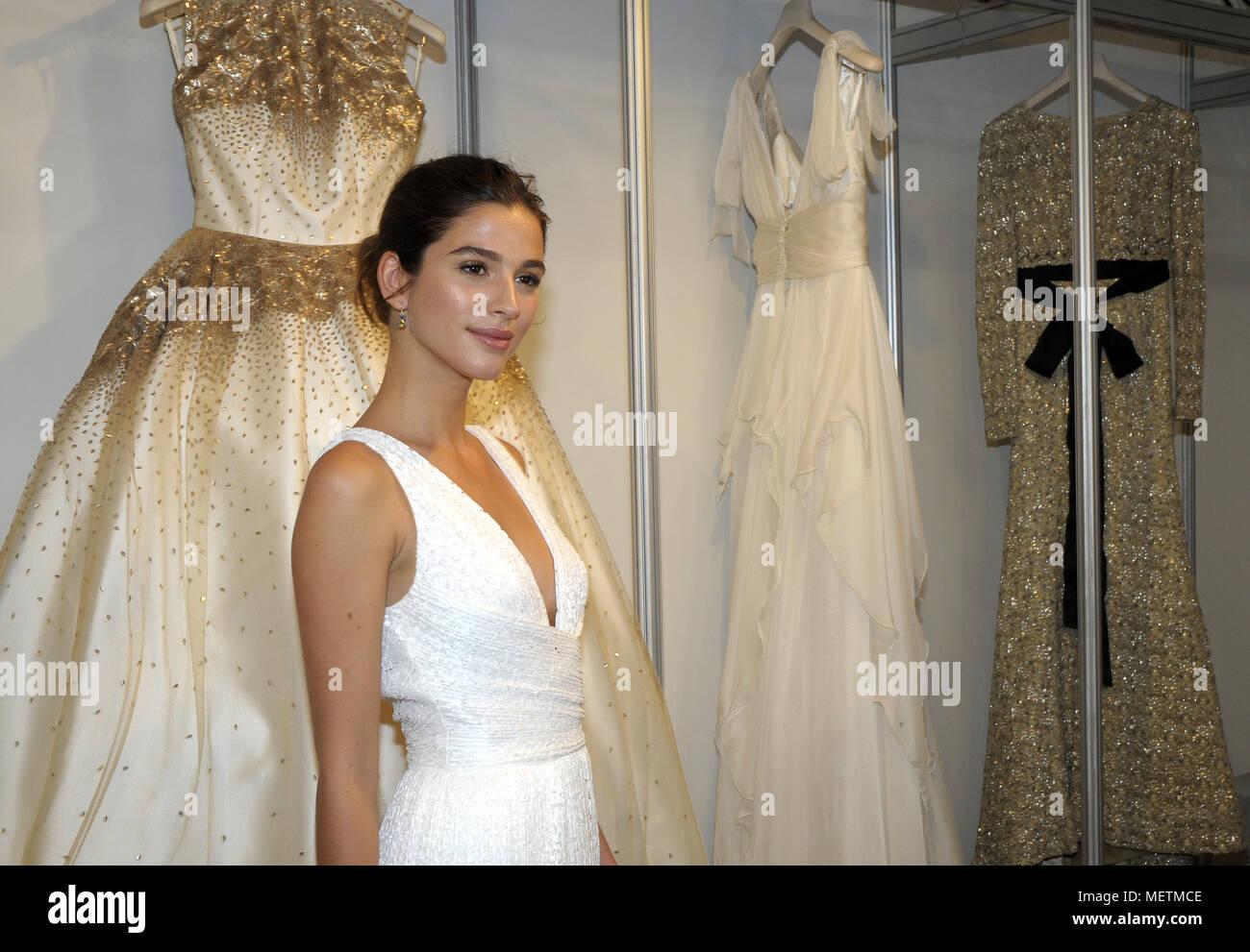 Barcelona Brautwoche Stockfotos und -bilder Kaufen - Alamy