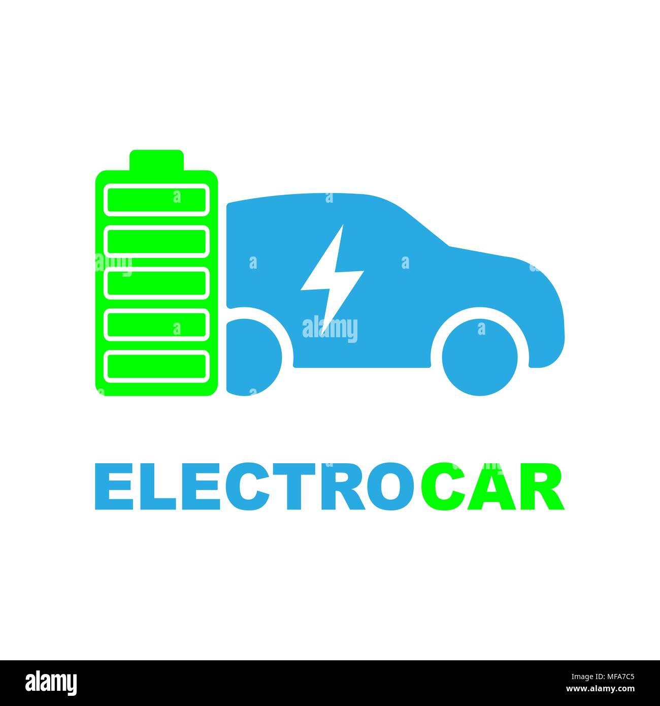 Niedlich Elektrische Symbole Des Autos Ideen - Elektrische ...