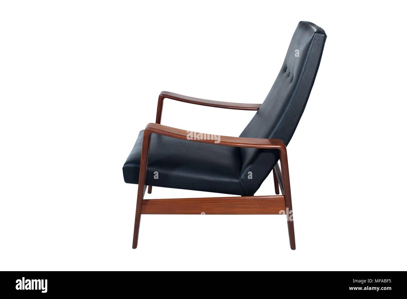 Moderne Sessel Auf Weißem Hintergrund Stockfoto Bild 181552089 Alamy