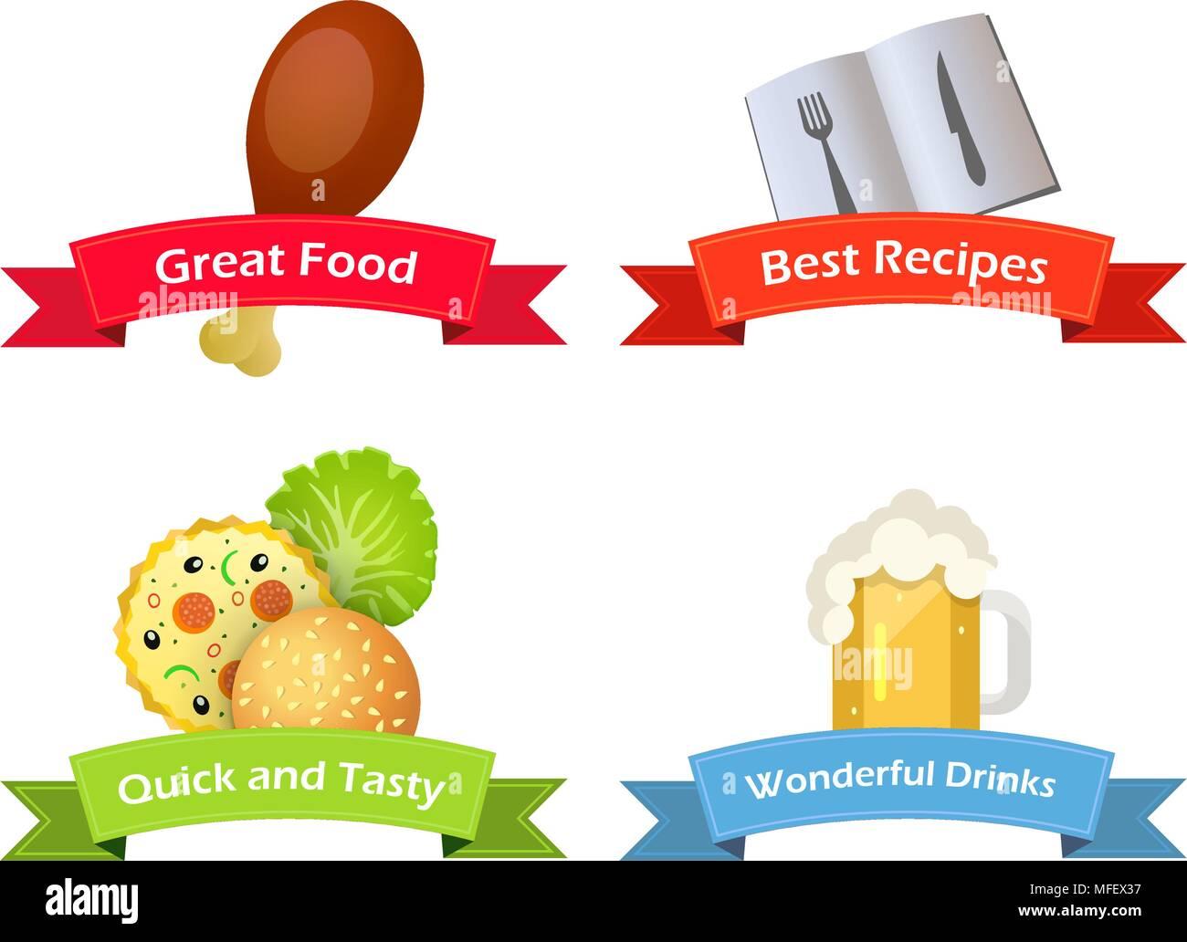 Fuß, Getränke, Kulinarische Rezepte Stockbild