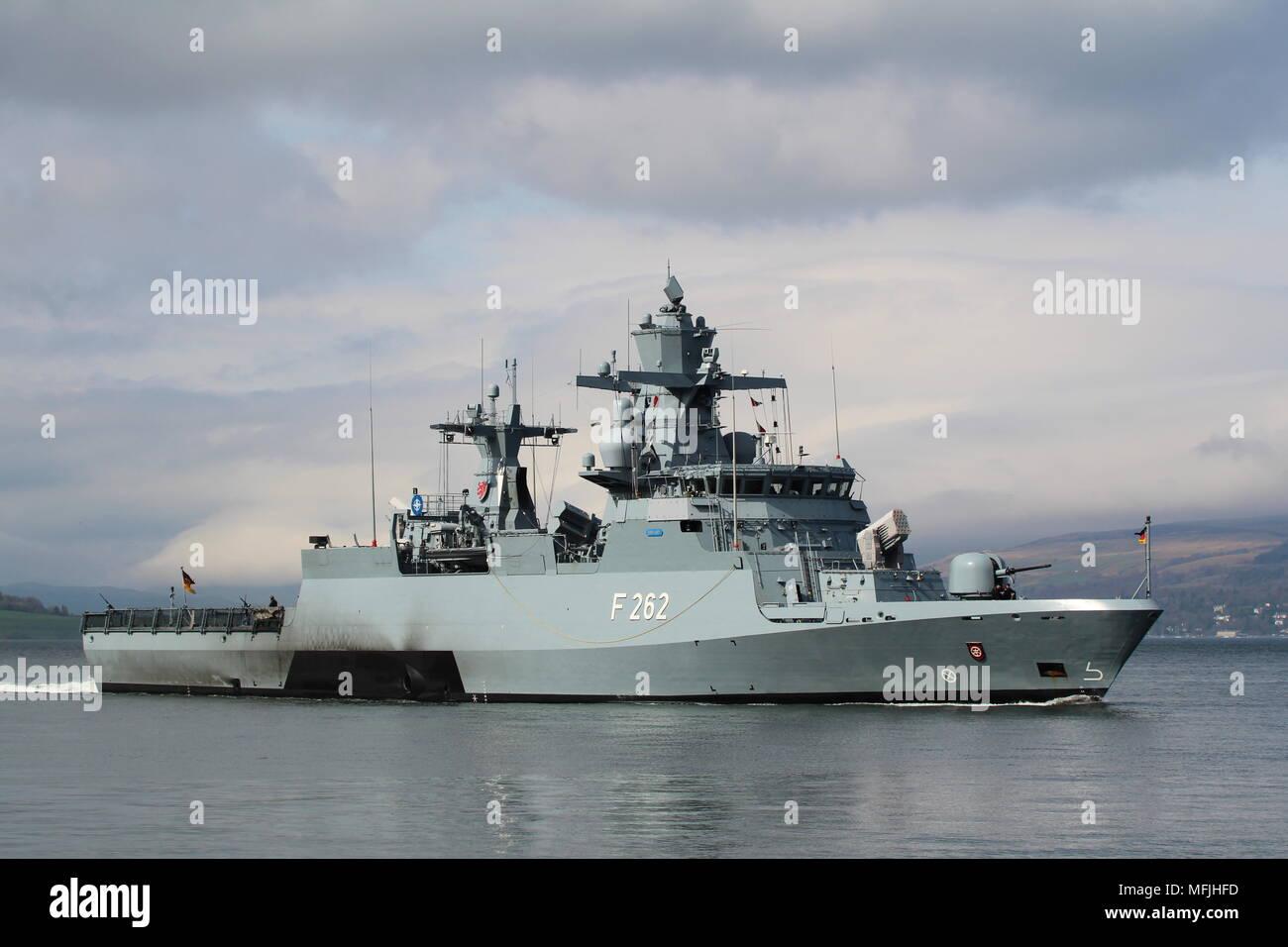fgs erfurt f 262 braunschweig klasse oder k130 klasse corvette durch die deutsche marine. Black Bedroom Furniture Sets. Home Design Ideas