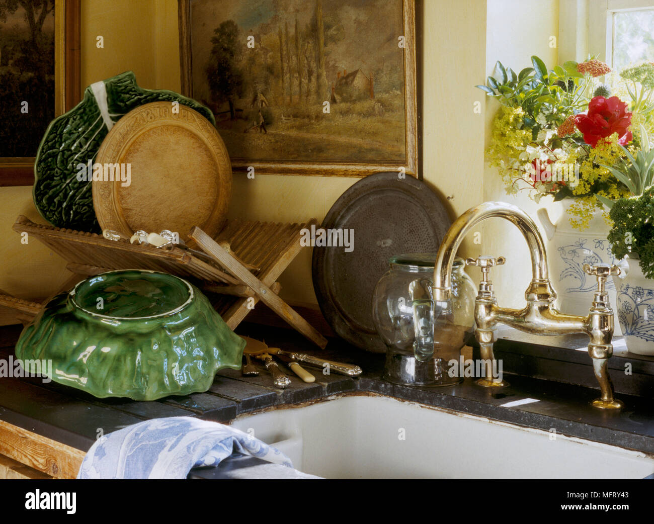 Belfast Sink Stockfotos & Belfast Sink Bilder - Alamy