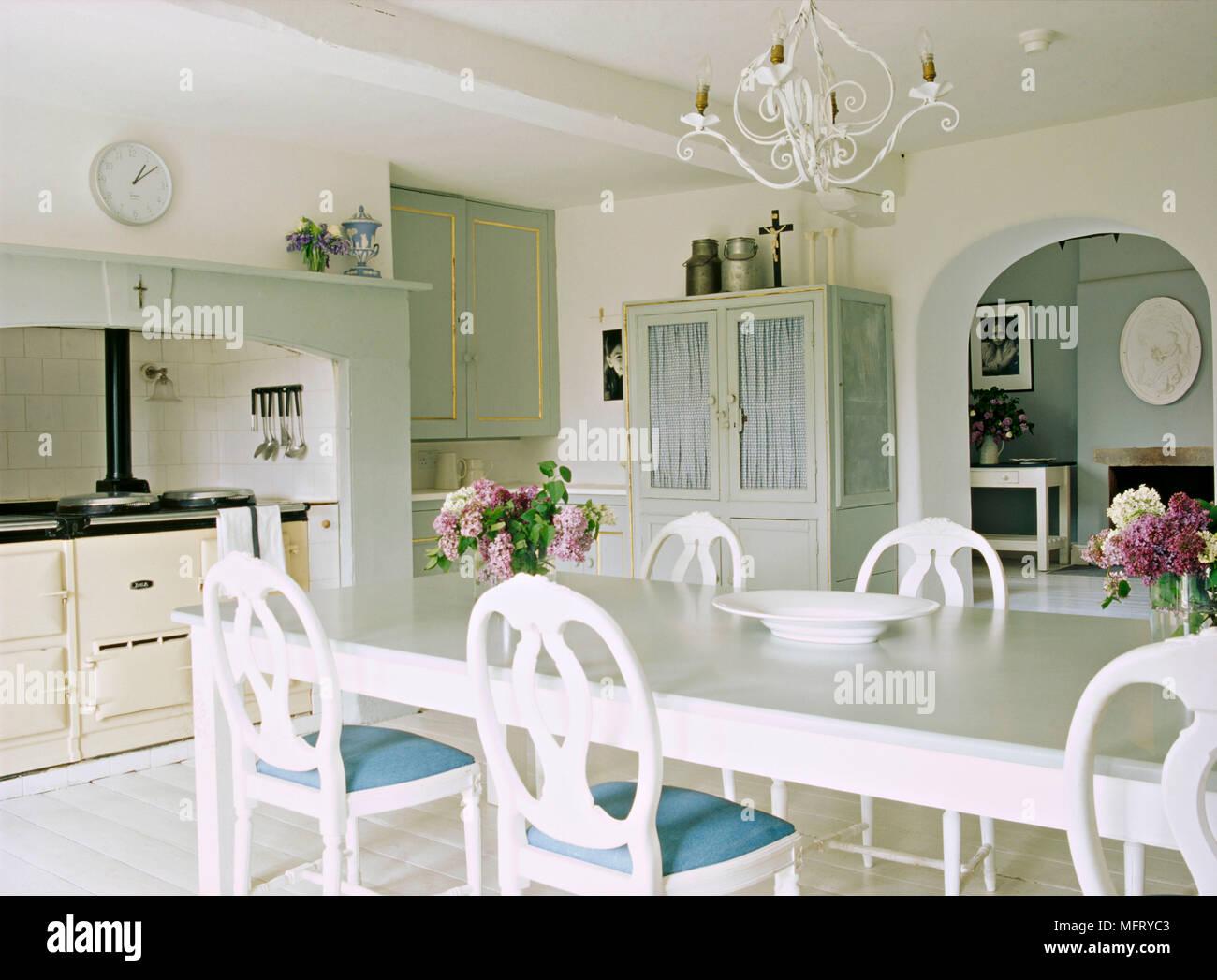 Ausgezeichnet Französisch Land Küchenmöbel Nz Ideen - Küchenschrank ...