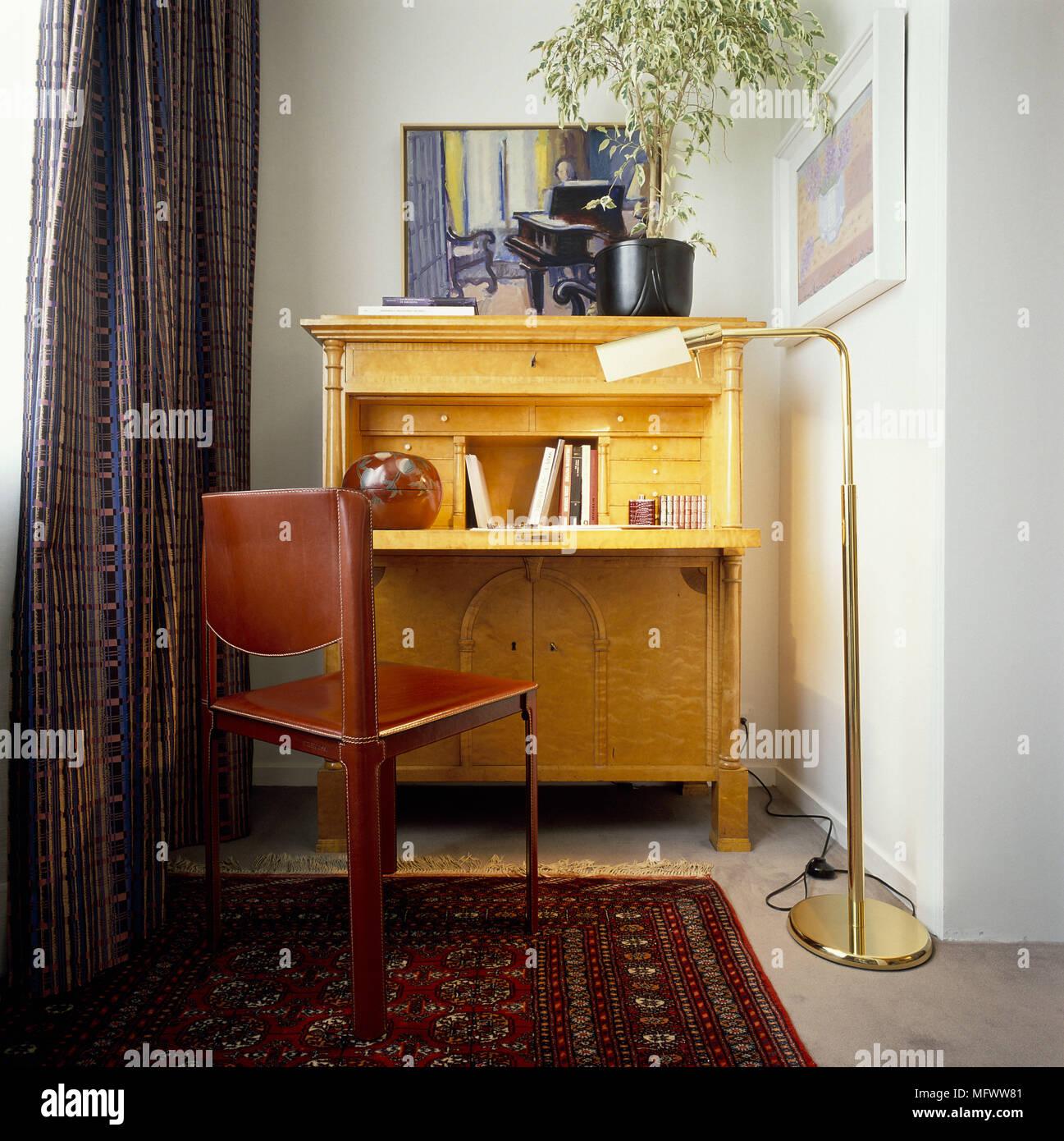 Gemütliches Arbeitszimmer study room stockfotos study room bilder alamy