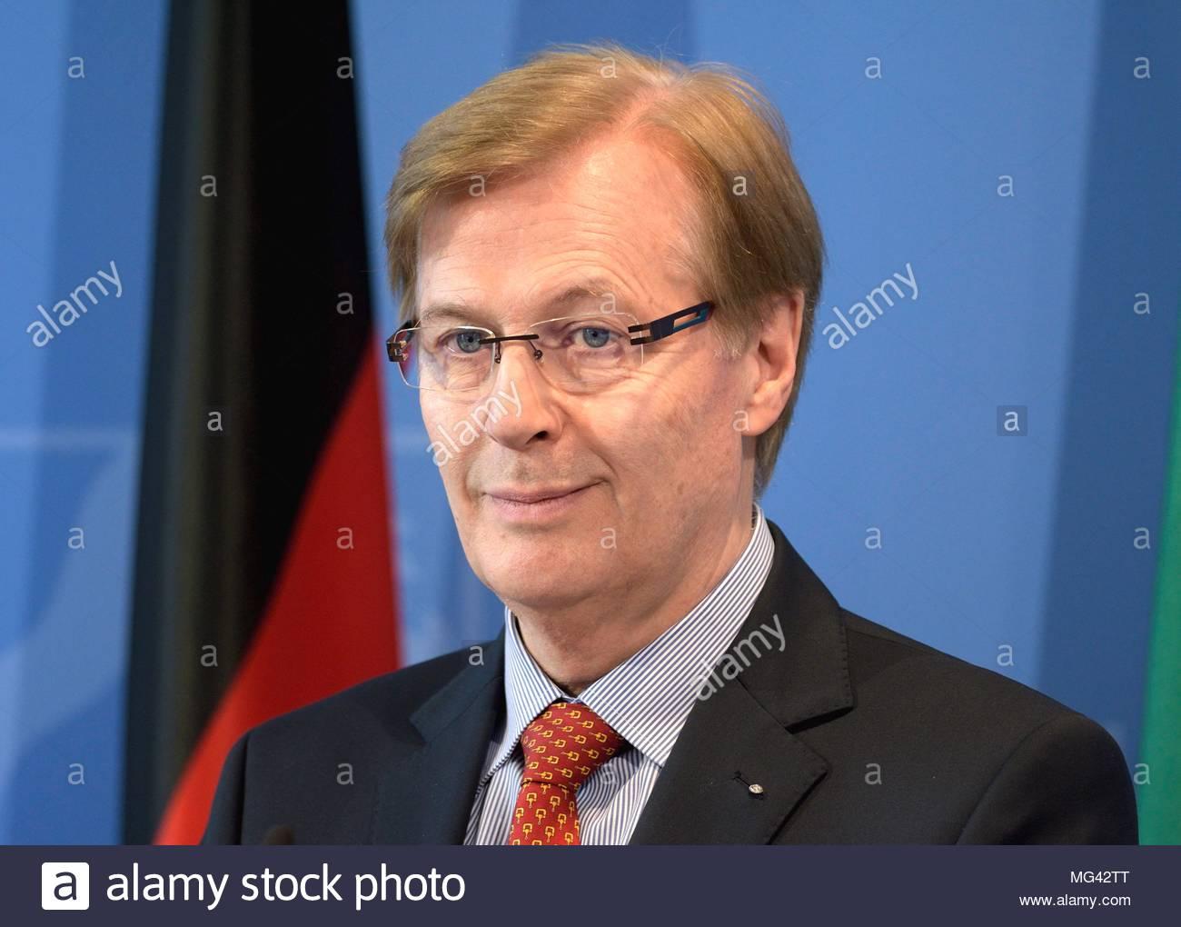Peter Biesenbach Stockbild