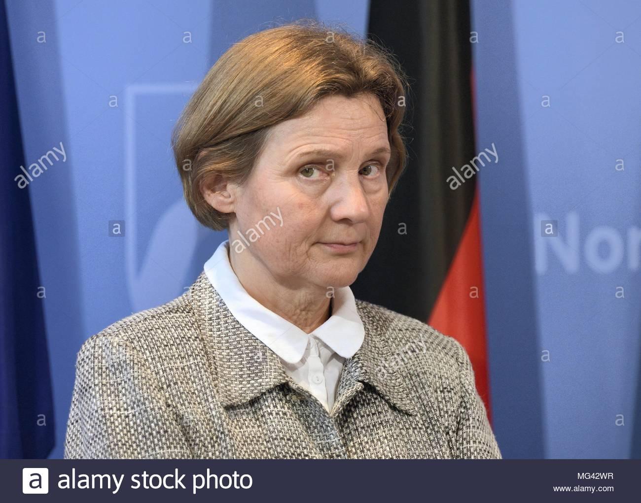 Elisabeth AUCHTER - Mainz Stockbild