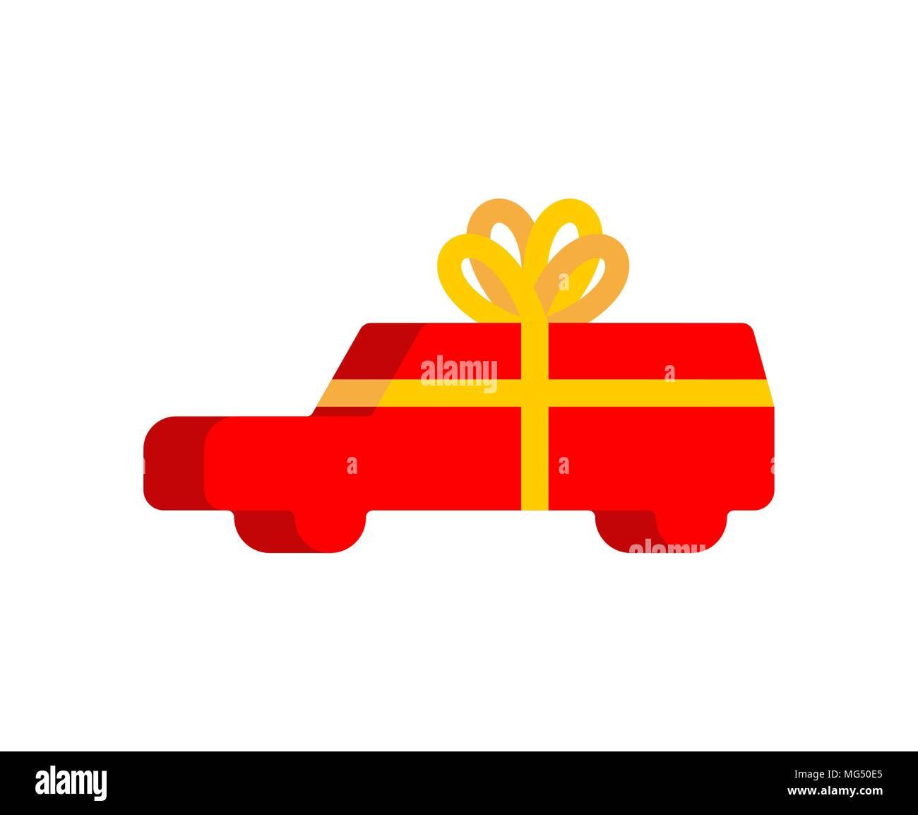 Auto Geschenk Und Bogen Auto Geschenk Fur Geburtstag Und Jubilaum