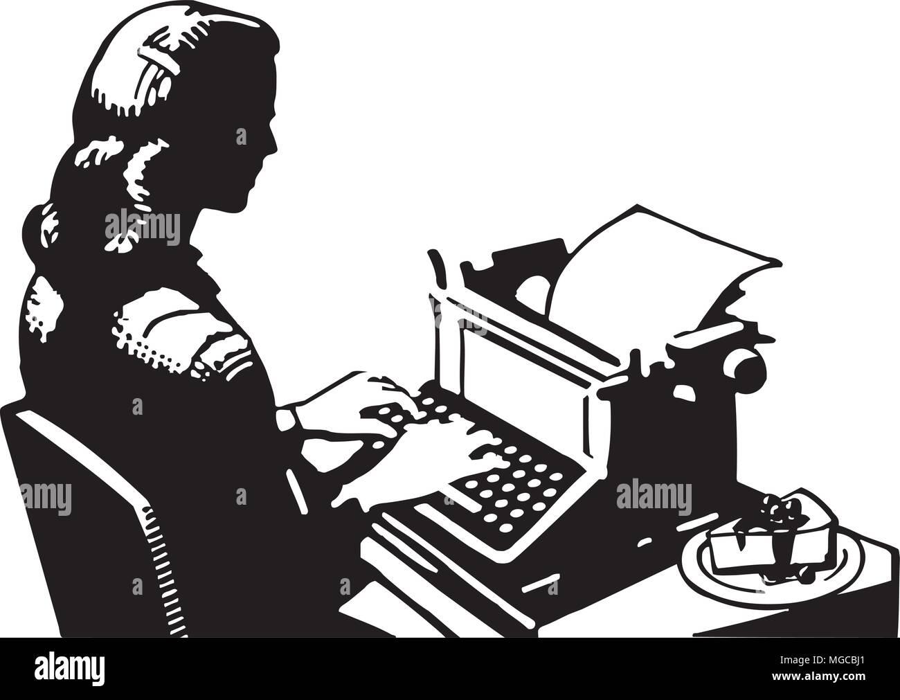 Die Schreibkraft Stockfotos & Die Schreibkraft Bilder - Alamy