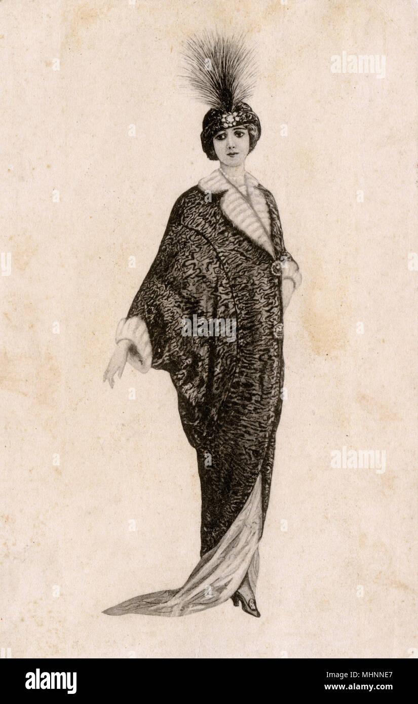 Italienischer mantel
