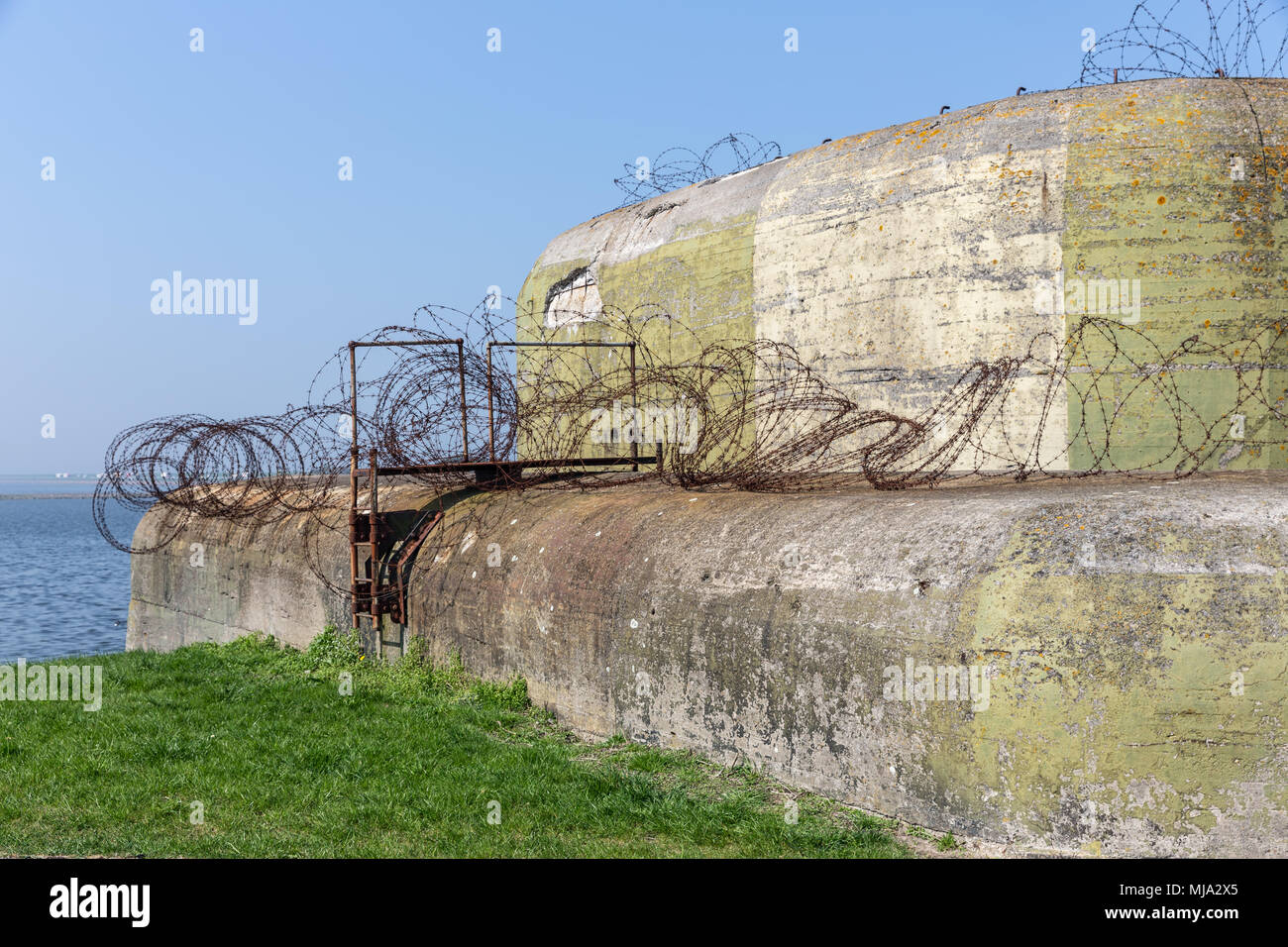 Ww2 Border Stockfotos & Ww2 Border Bilder - Alamy