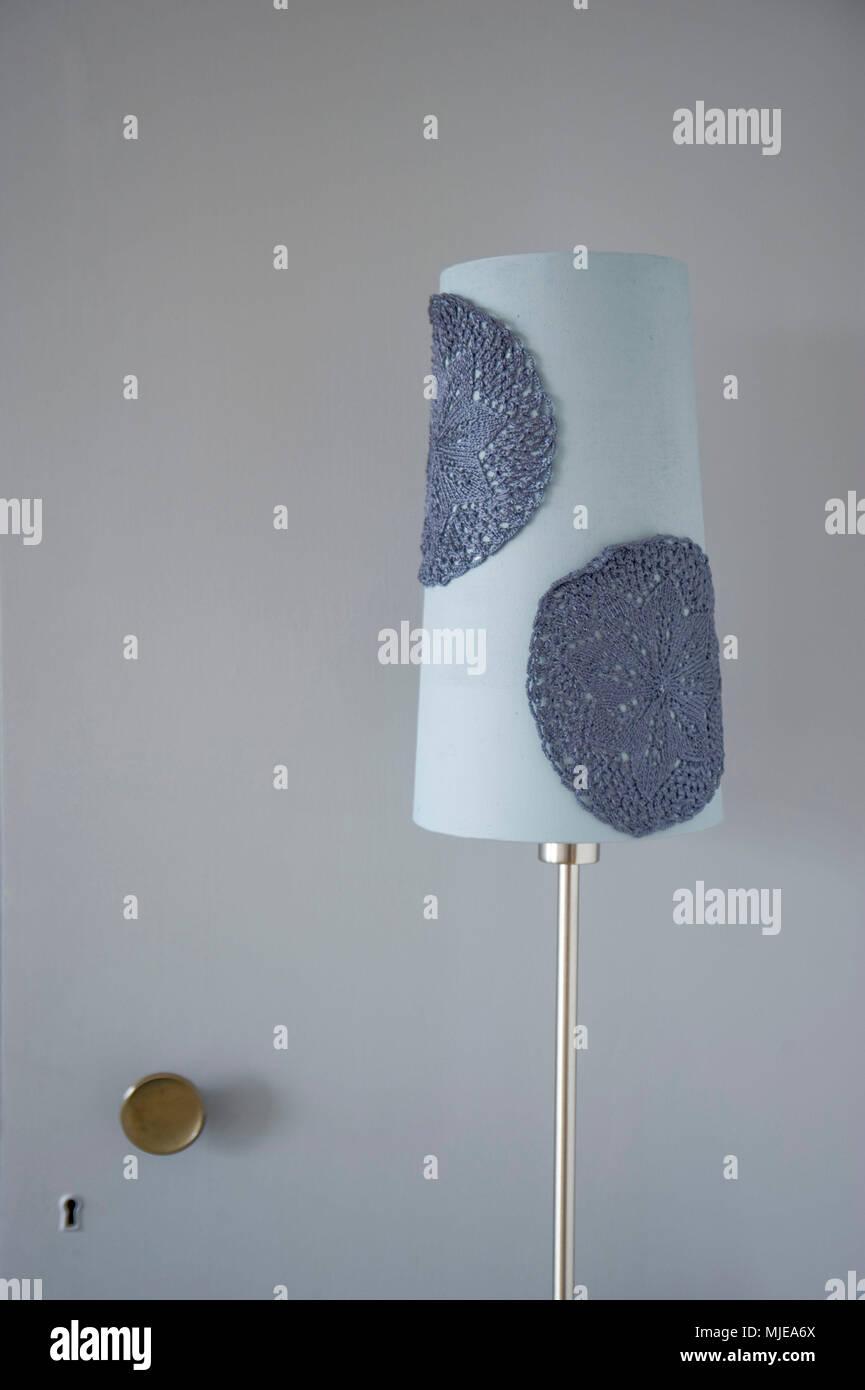 Crochet Tablecloth Stockfotos & Crochet Tablecloth Bilder - Alamy
