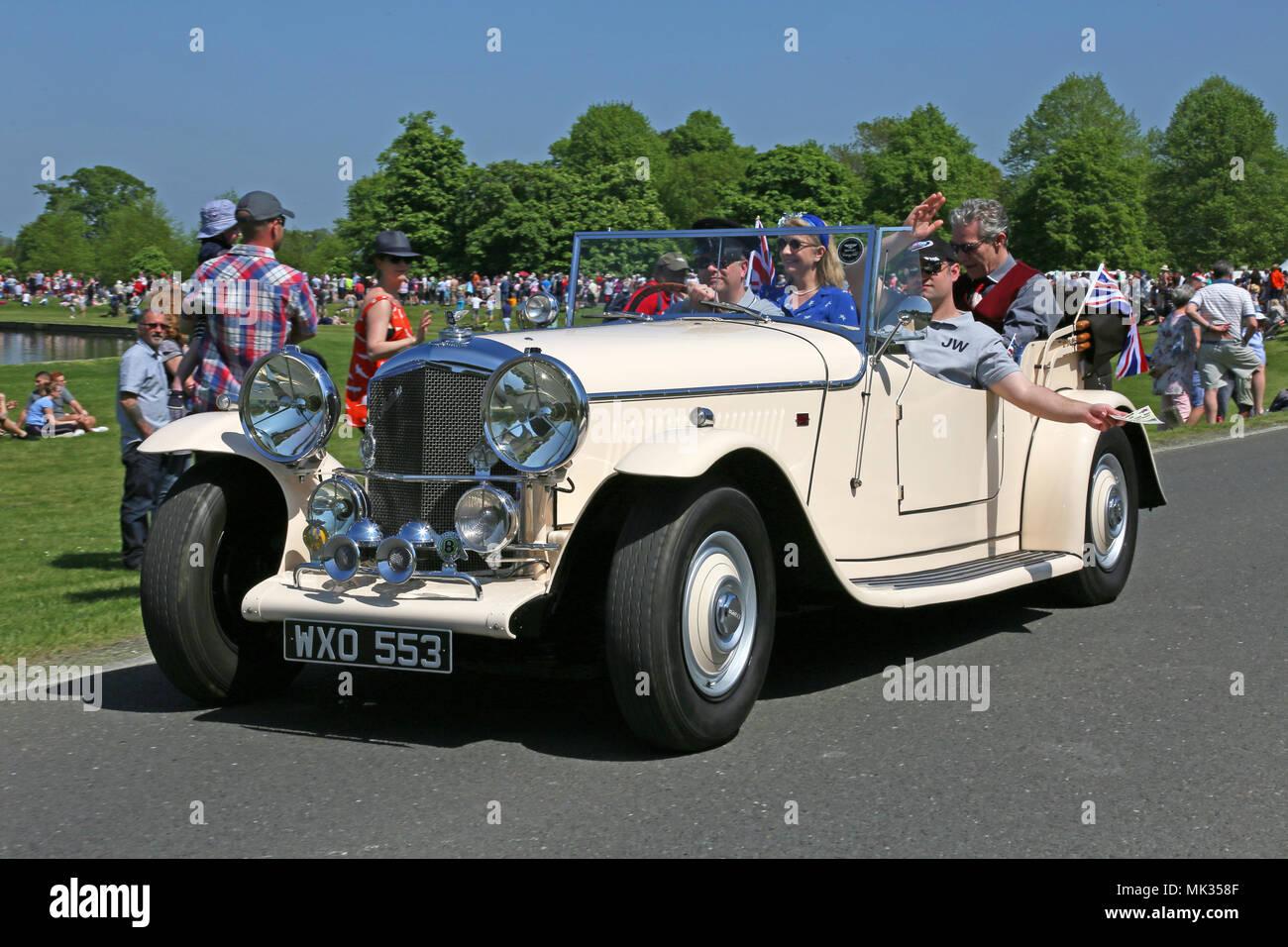 1947 bentley mkvi special roadster durch mallalieu chestnut sonntag 6 mai 2018