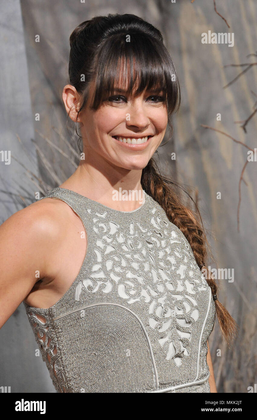 Evangeline lilly datiert 2013