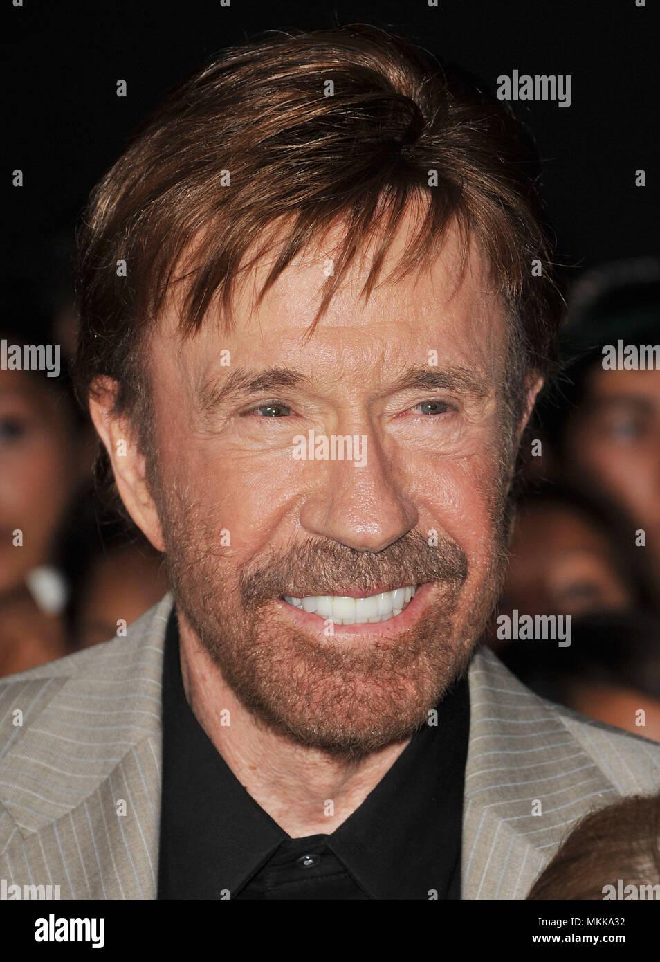 Chuck Norris Autogrammkarte Hollywood Filmstar