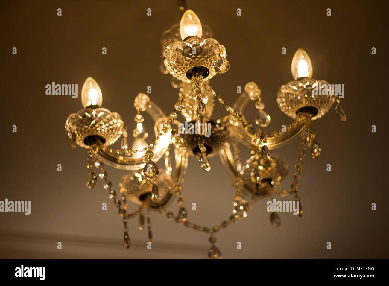 Beleuchtung Kronleuchter, Lampenschirm, lightshade, hängenden ...