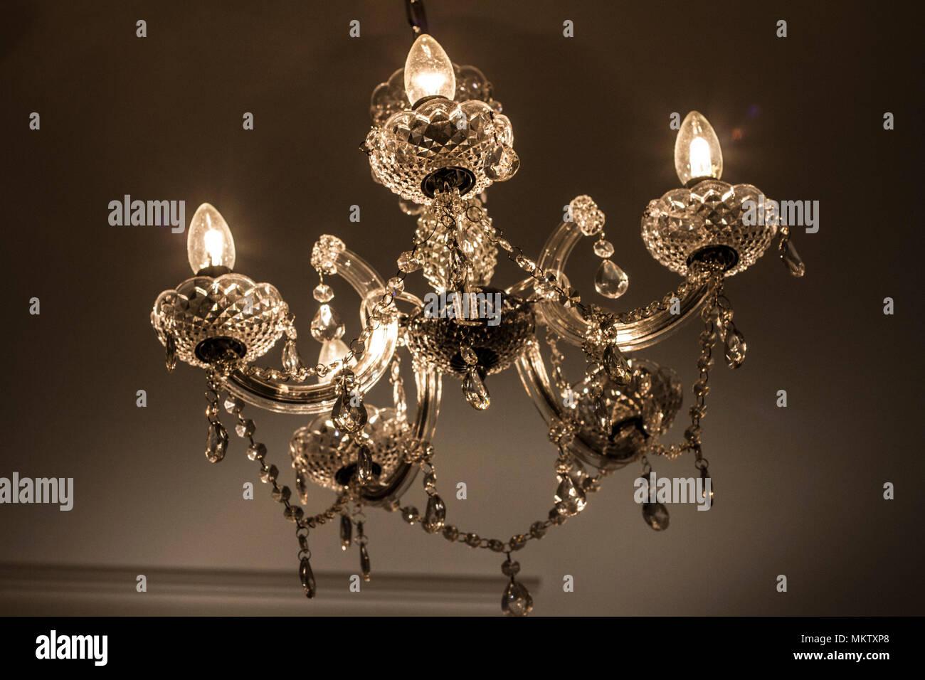 Kristalle Für Kronleuchter ~ Beleuchtung kronleuchter lampenschirm lightshade hängenden