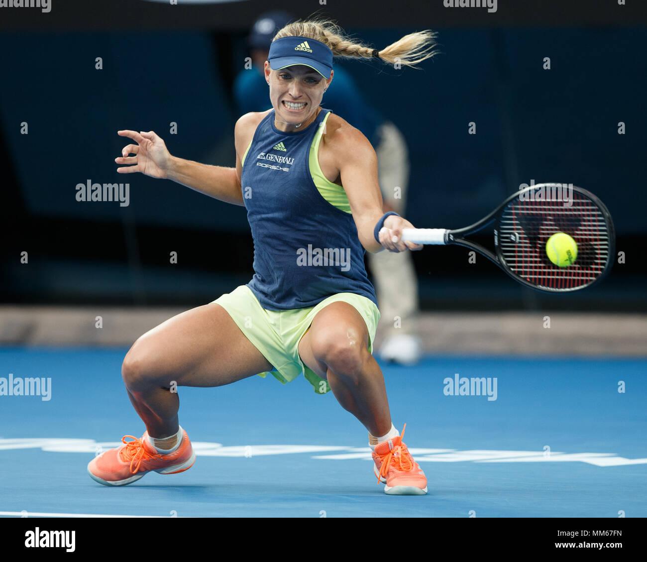 Tennisspielerin Kerber