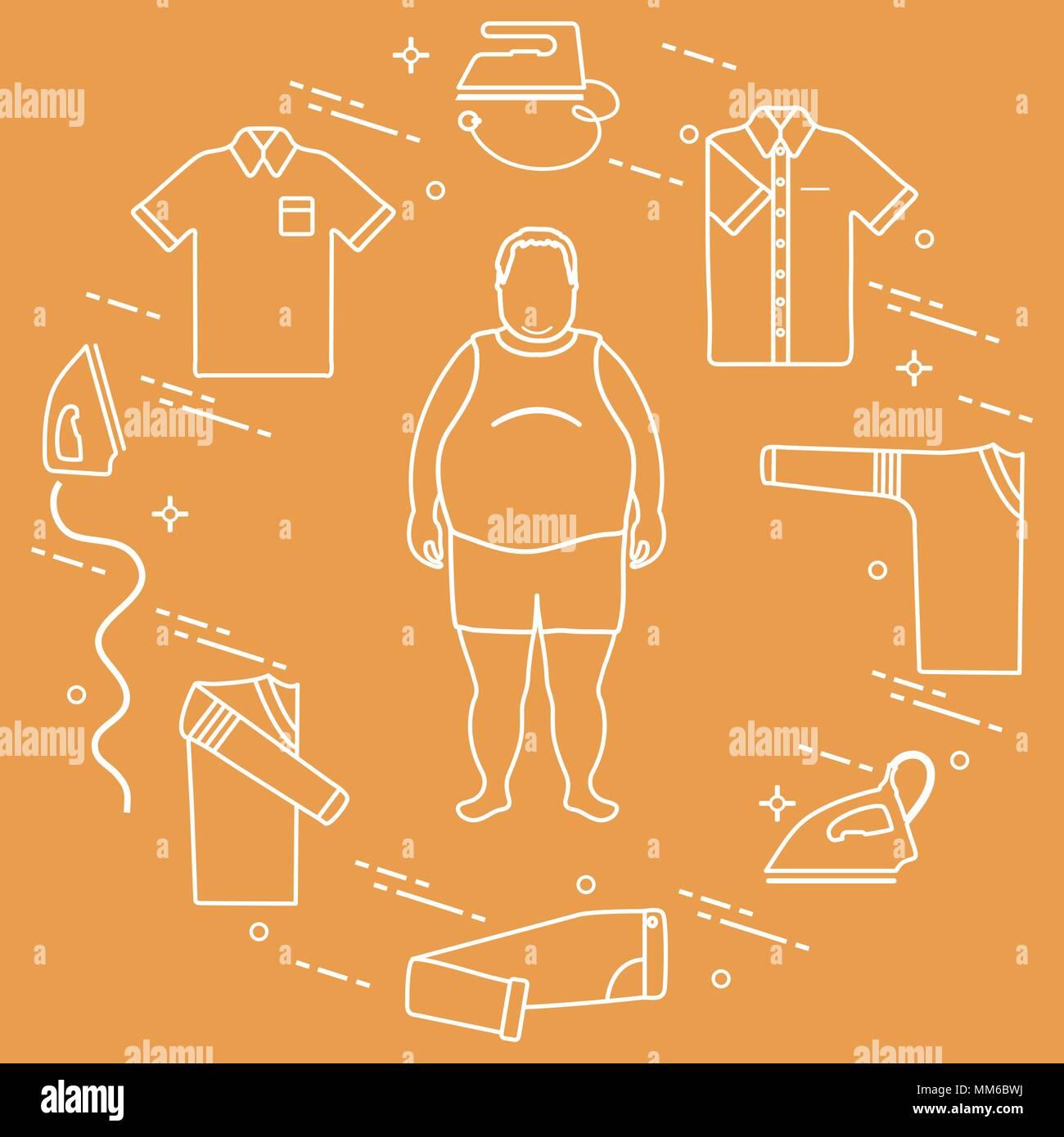 Fat Obese Overweight Stockfotos & Fat Obese Overweight Bilder ...