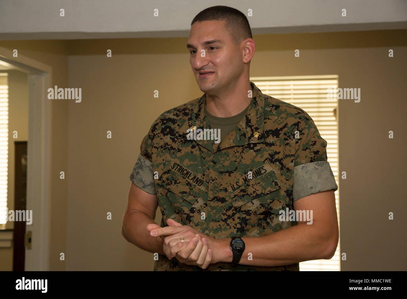Können Frauen sich den Marines anschließen