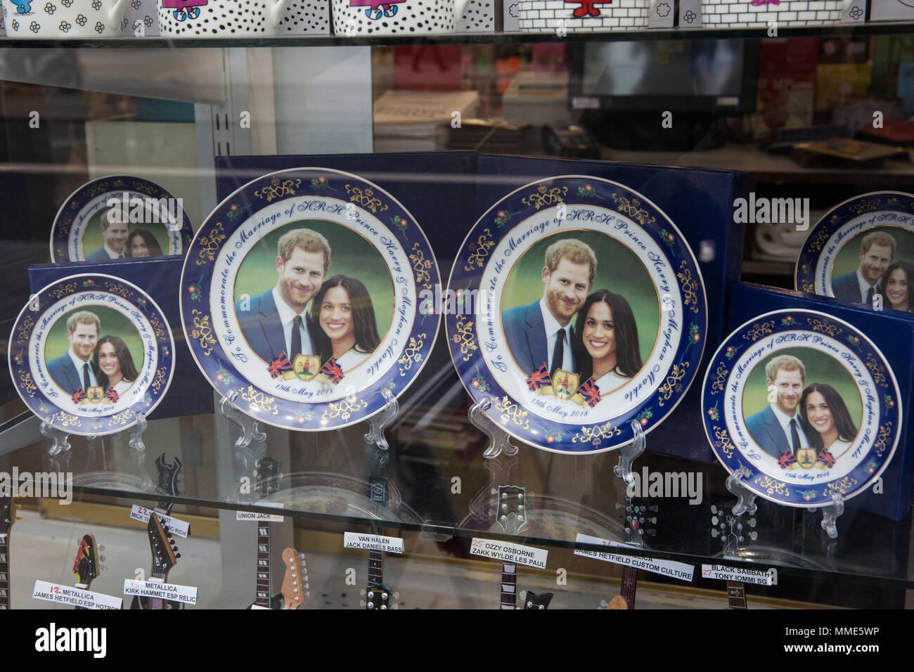 Royal Wedding Souvenir L/öffel Wappen