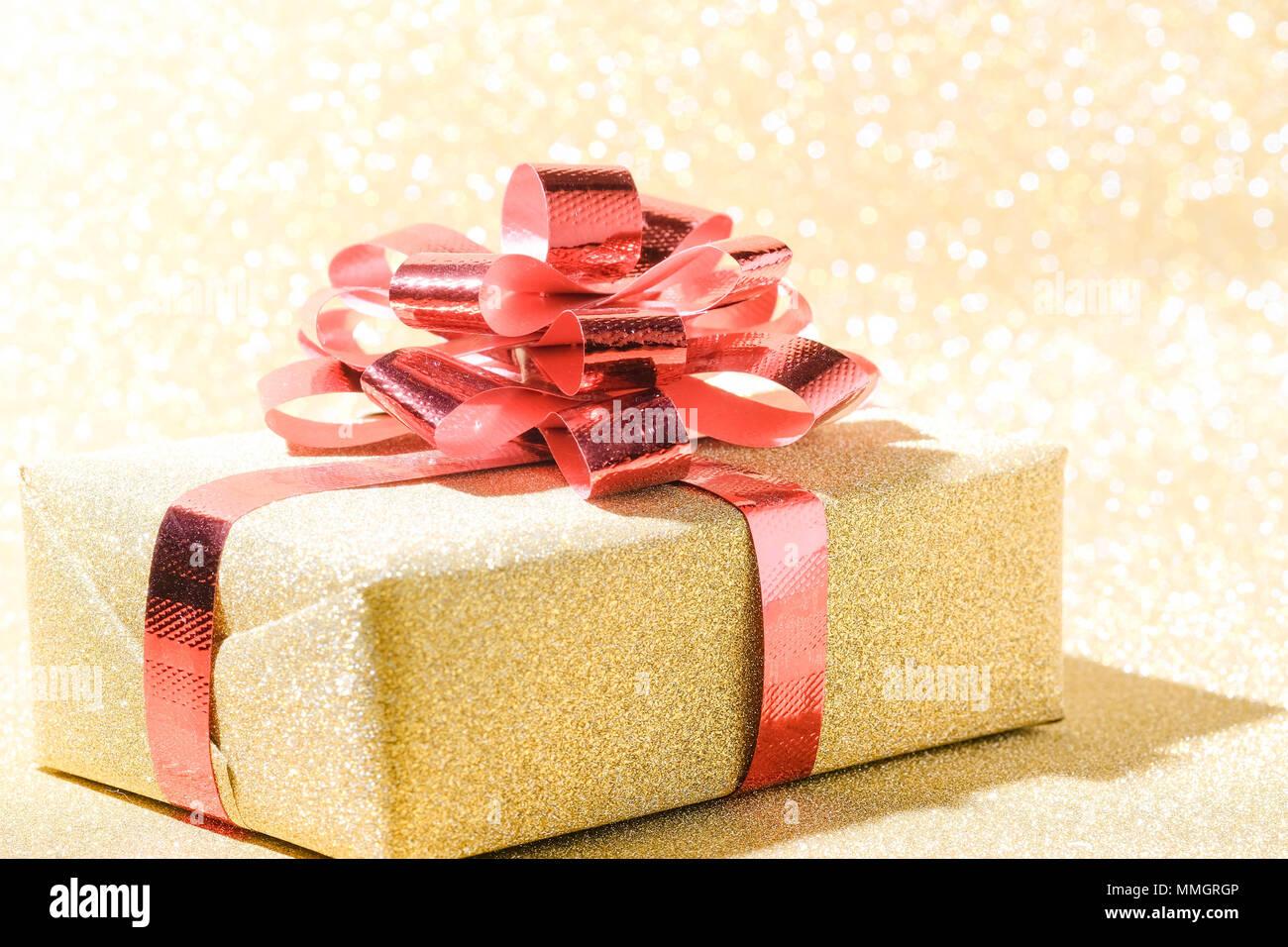 Geschenkkarton Weihnachten.Geschenkkarton Fur Weihnachten Und Ein Gluckliches Neues