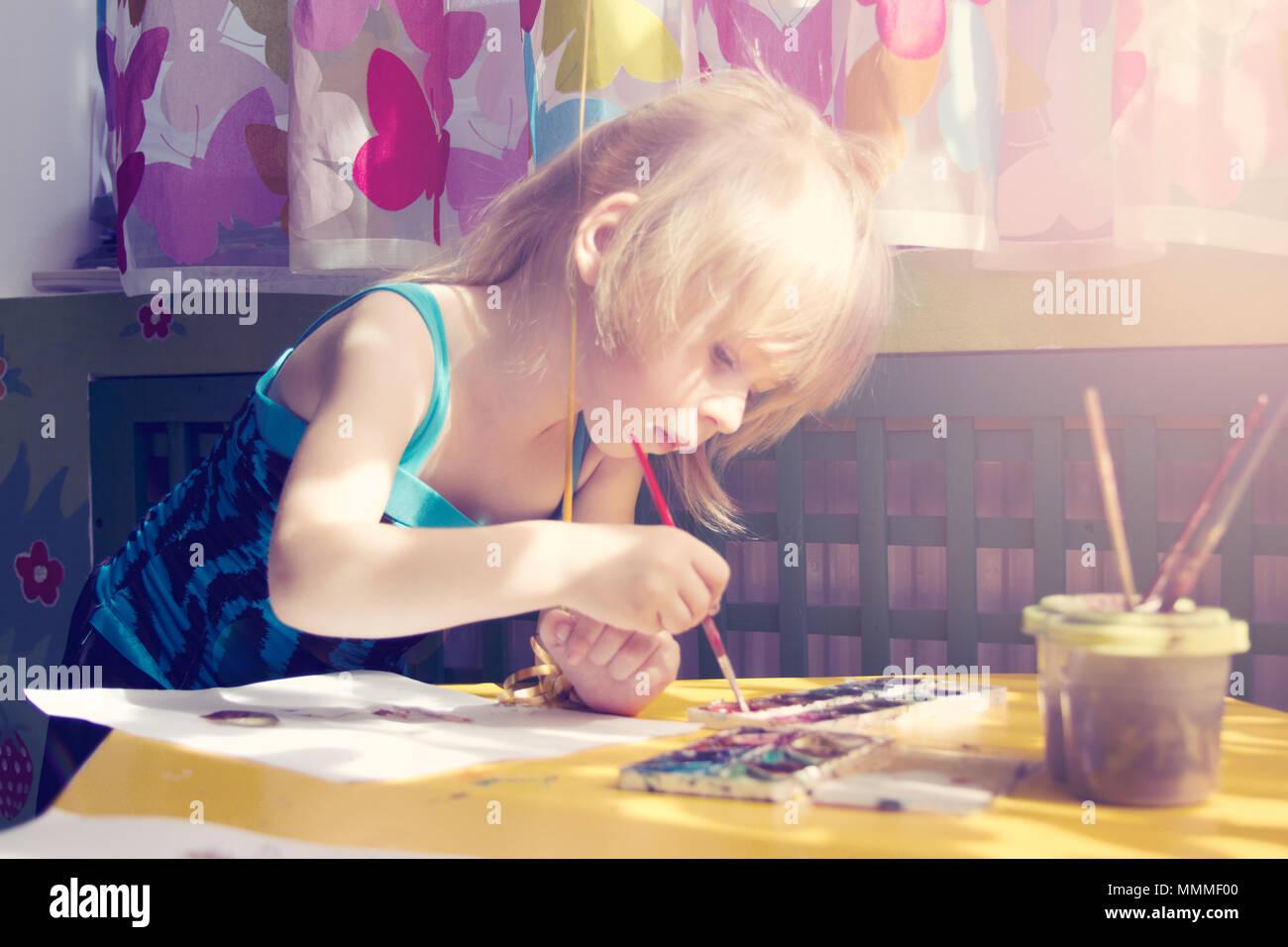 Mädchen bilder malen schöne Anfänger Schöne
