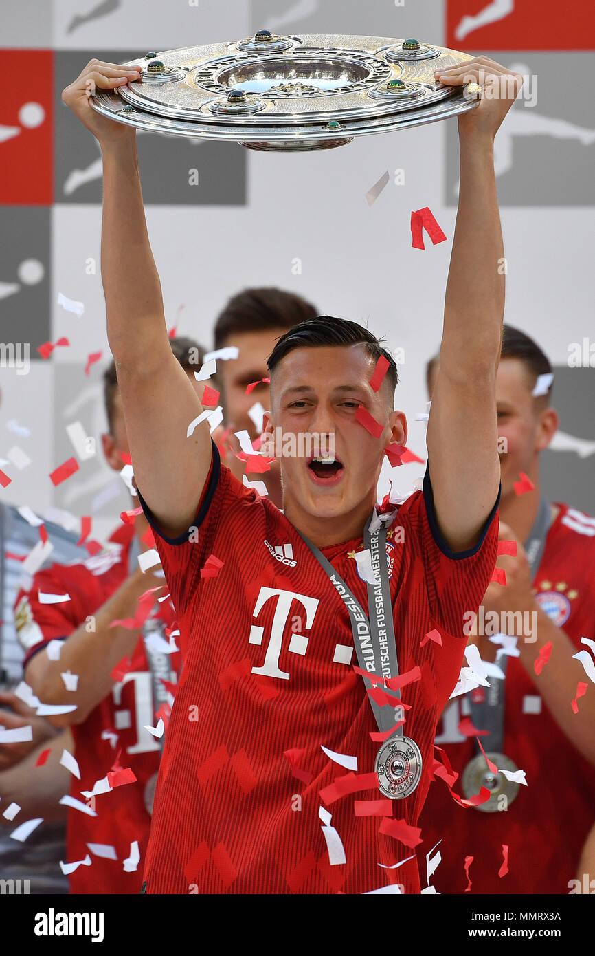 Fc Bayern München Jonathan Meier