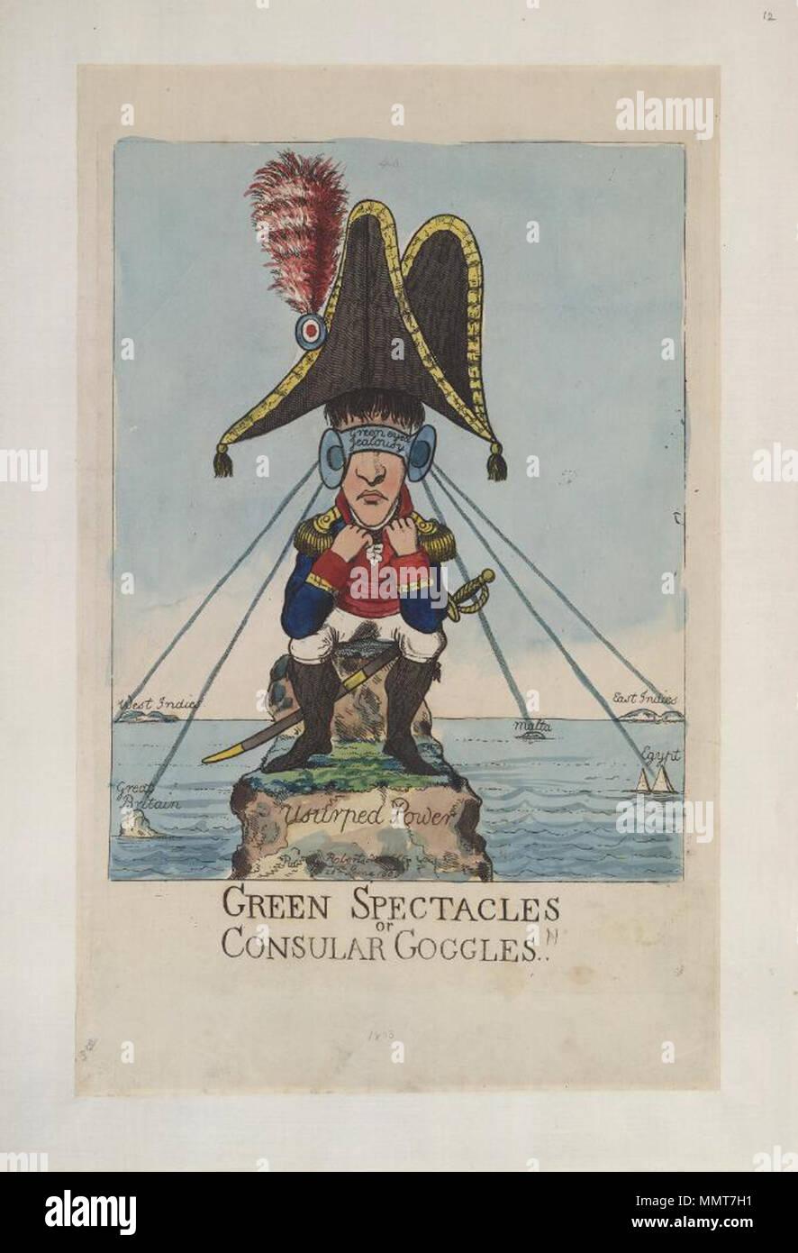 Karikatur napoleon