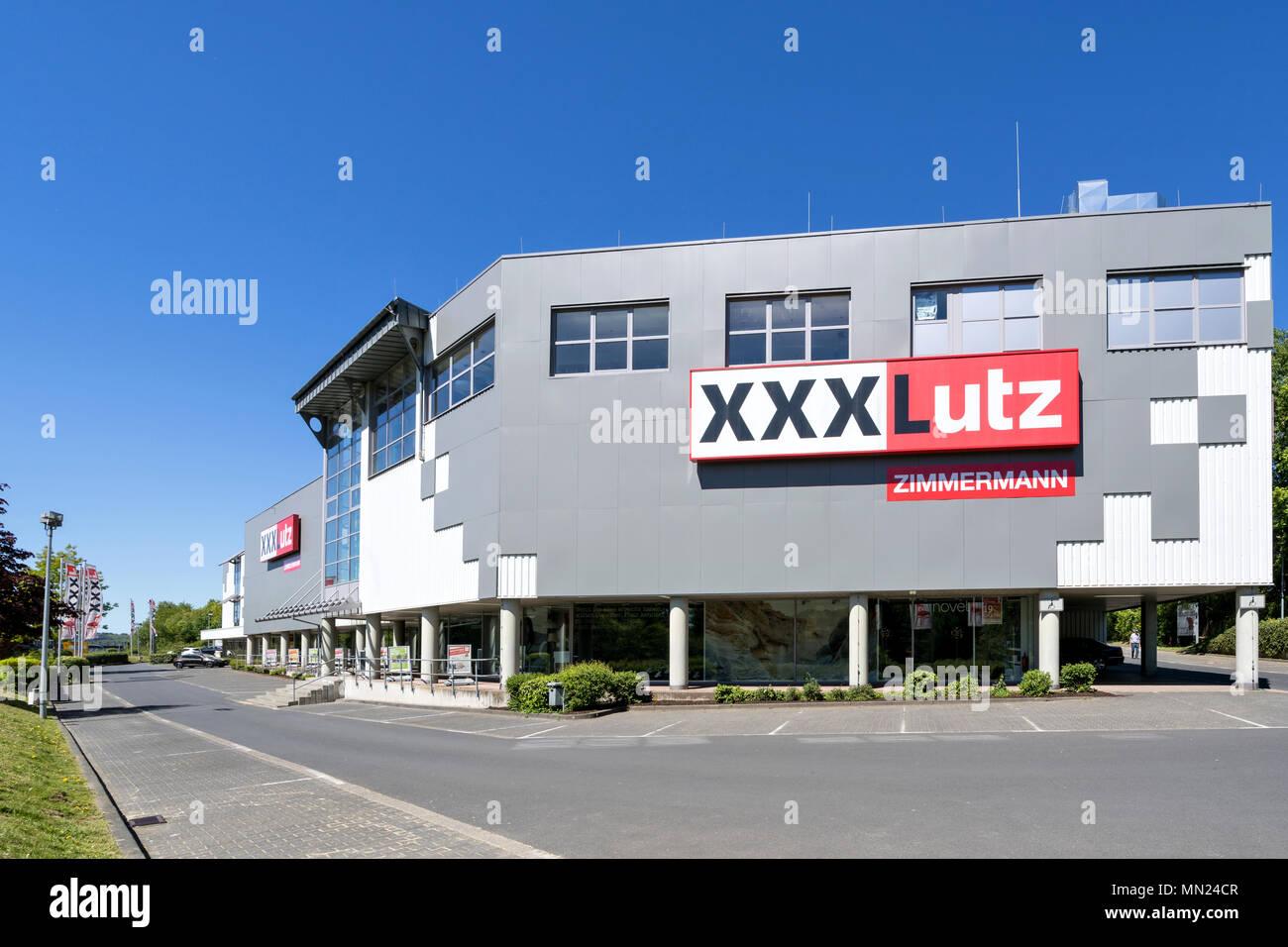 Xxxlutz Möbelhaus In Freudenberg Deutschland österreich Xxxlutz
