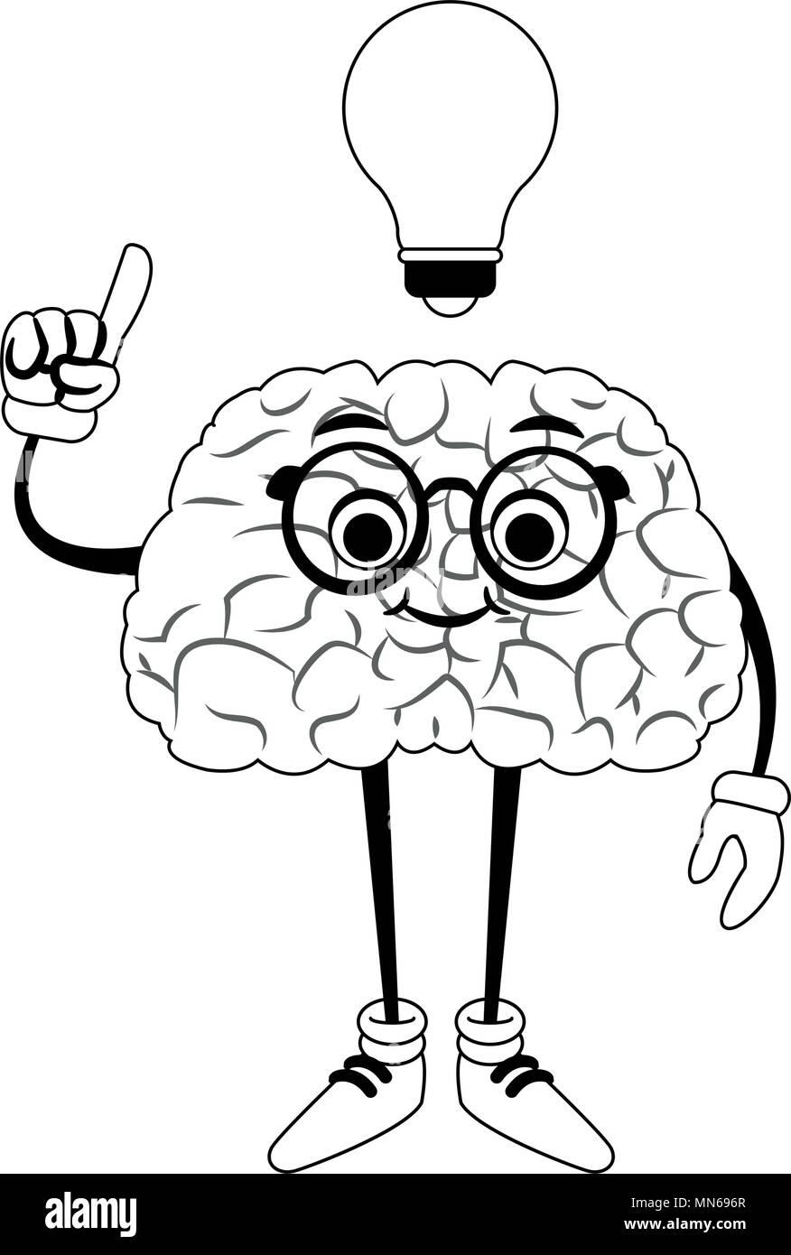 Erfreut Gehirn Farbung Seite Zeitgenössisch - Malvorlagen Von Tieren ...