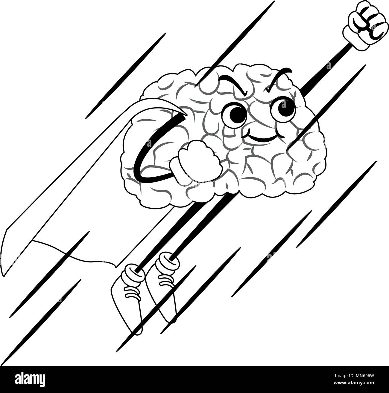 Großzügig Gehirn Malvorlagen Zeitgenössisch - Malvorlagen-Ideen ...
