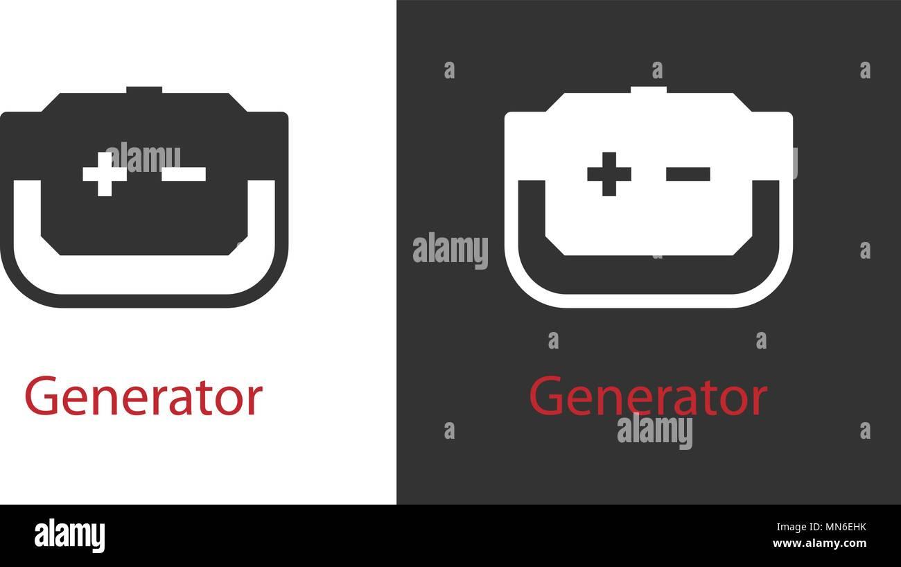 Beste Stromgenerator Symbol Ideen - Elektrische Schaltplan-Ideen ...