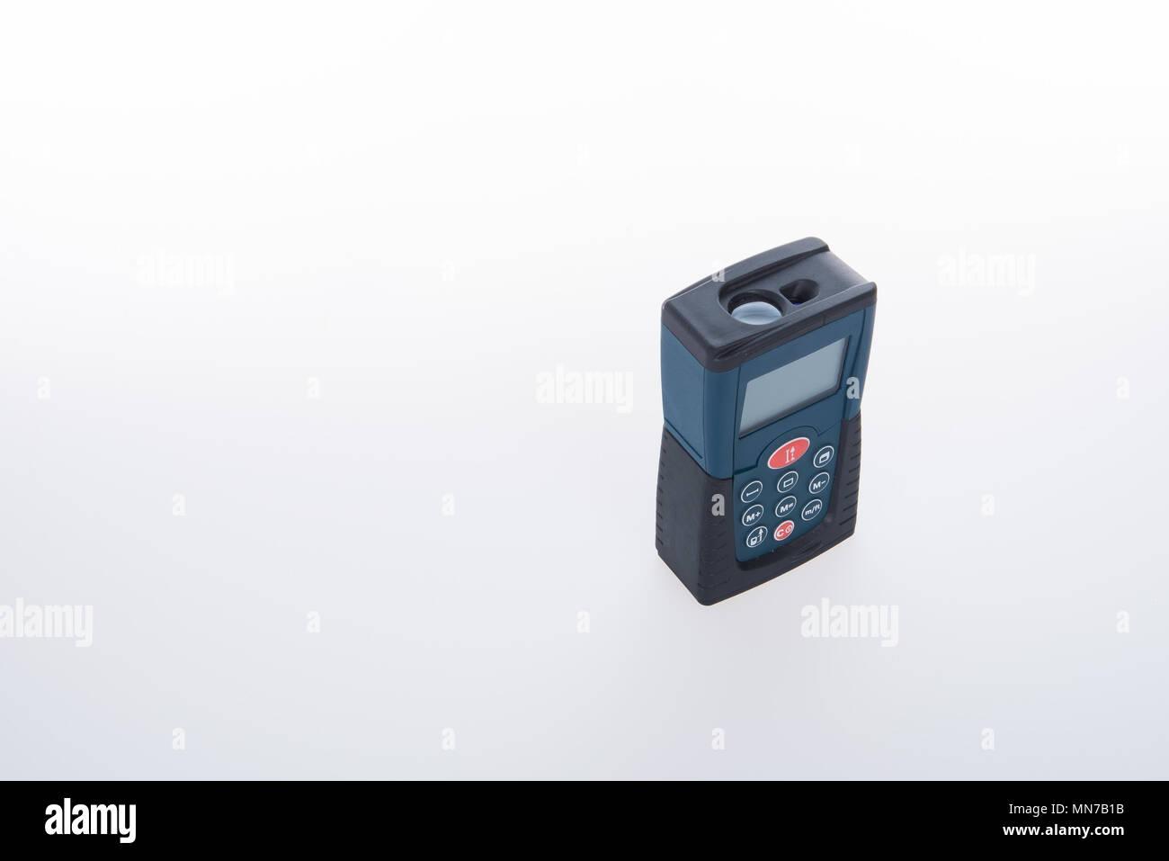Laser entfernungsmesser ec technology m tragbar laser