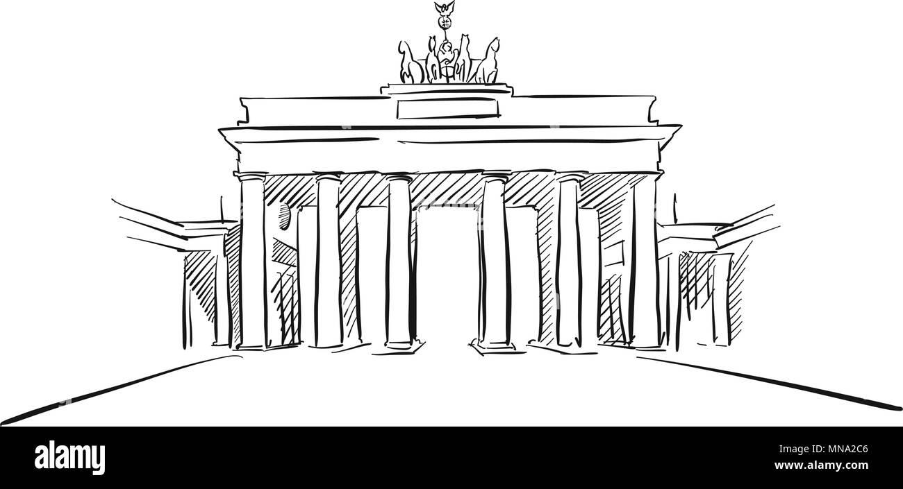 Berliner Vektorvektoren Stockfotos Und Bilder Kaufen Alamy