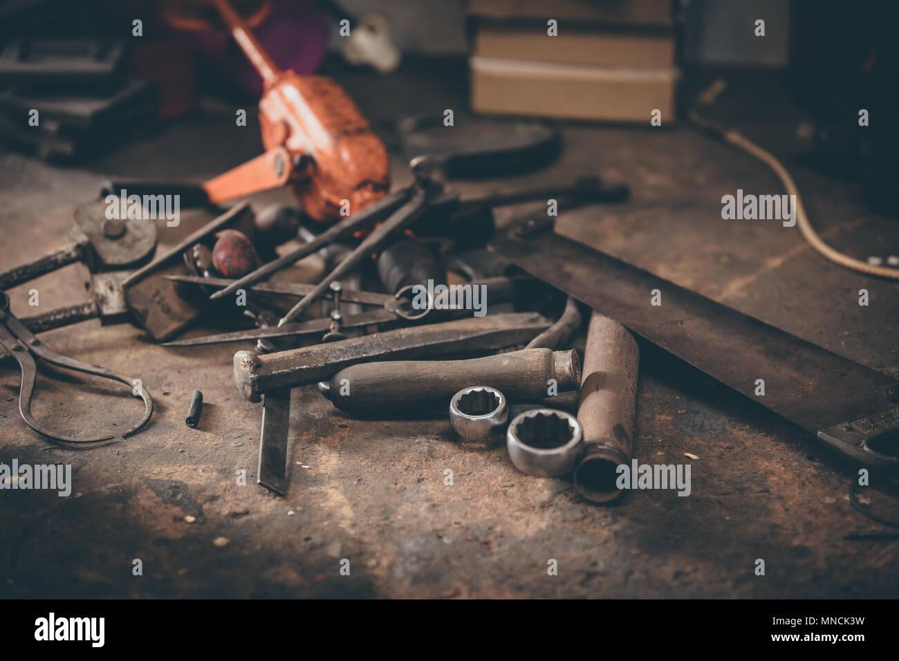 Workbench Tools Stockfotos & Workbench Tools Bilder - Seite 2 - Alamy