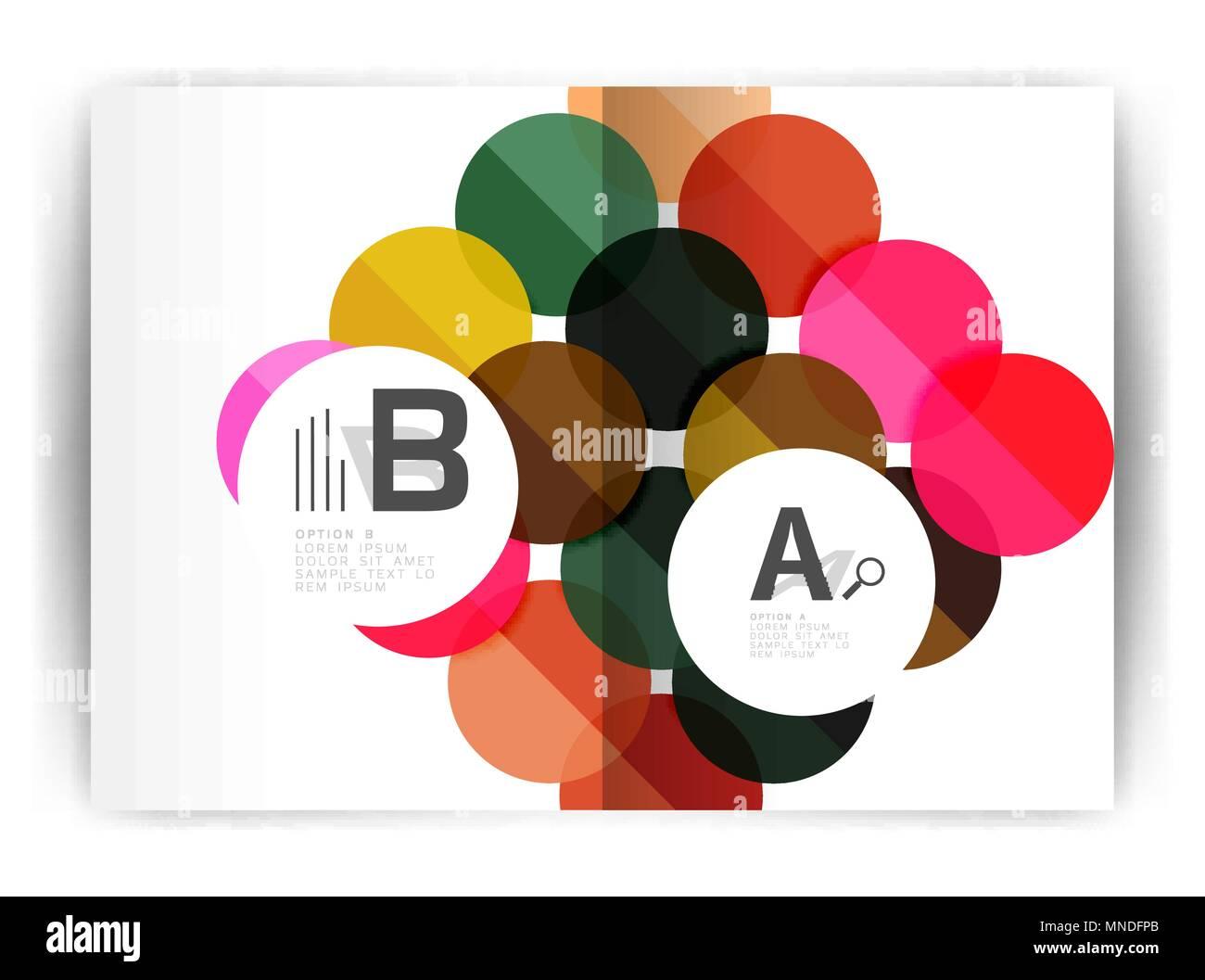 Annual Cover Vector Illustration Stockfotos & Annual Cover Vector ...