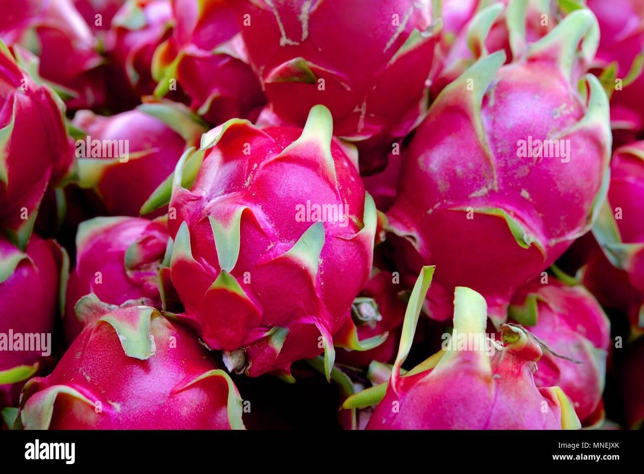 Drachenfrucht Stockbild