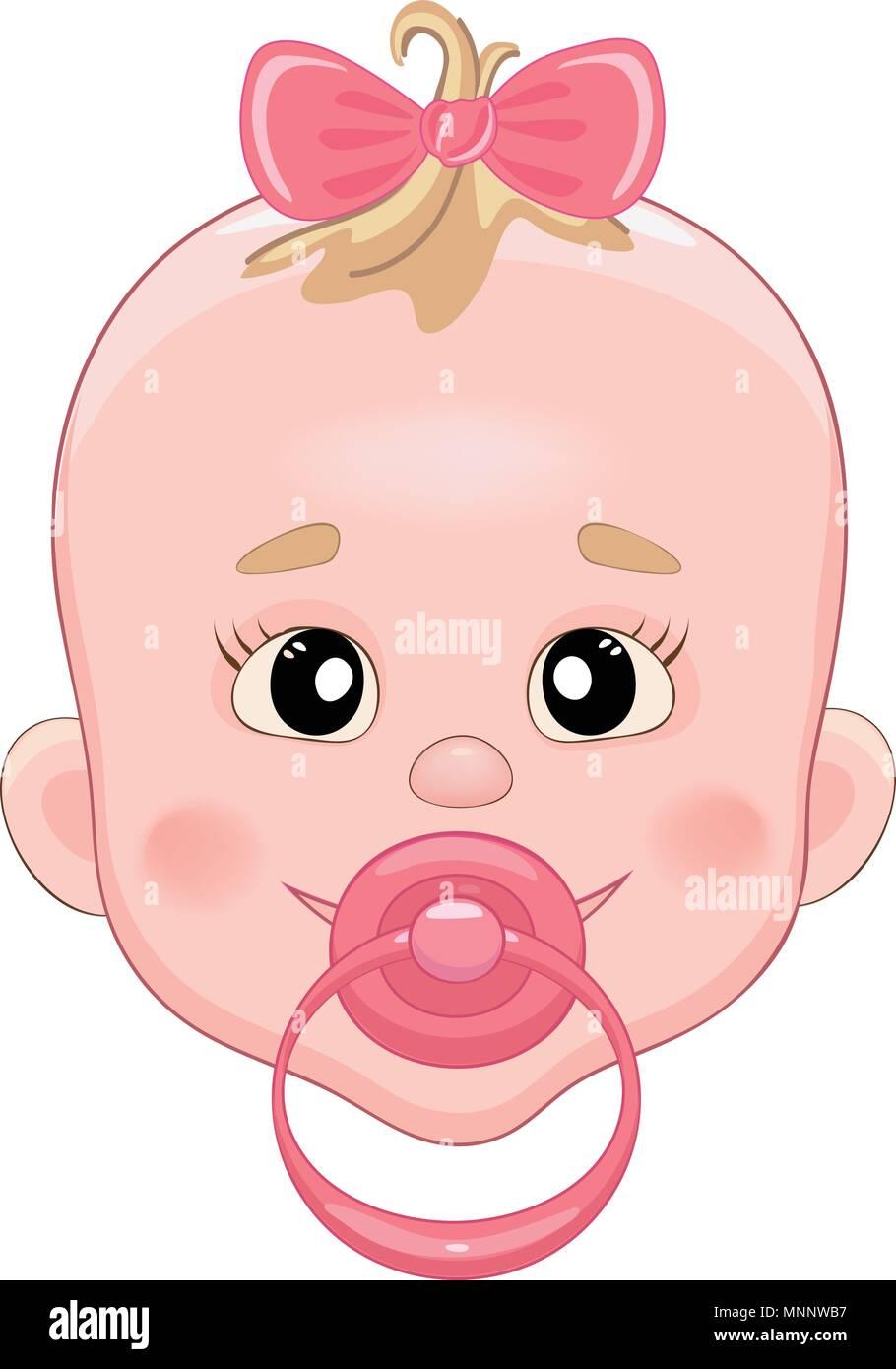 Baby Schnuller Vektor Clipart Bild -vc019912-CoolCLIPS.com