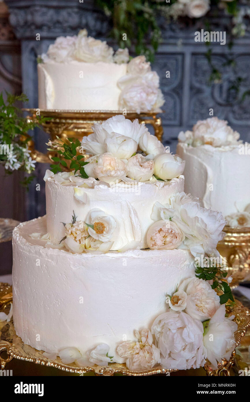 Die Hochzeitstorte Von Claire Ptak Der In London Ansassige Backerei